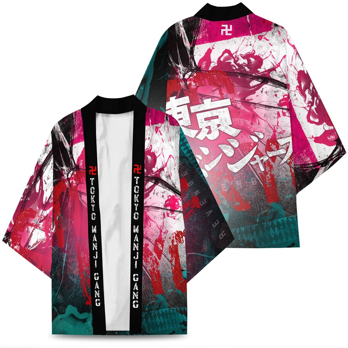 tokyo manji gang kimono 738658 - Otaku Treat