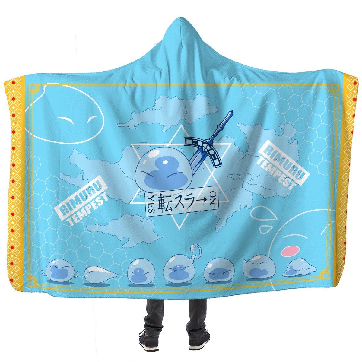 Great Demon Lord Hooded Blanket Official Merch FDM3009 Child Official Otaku Treat Merch