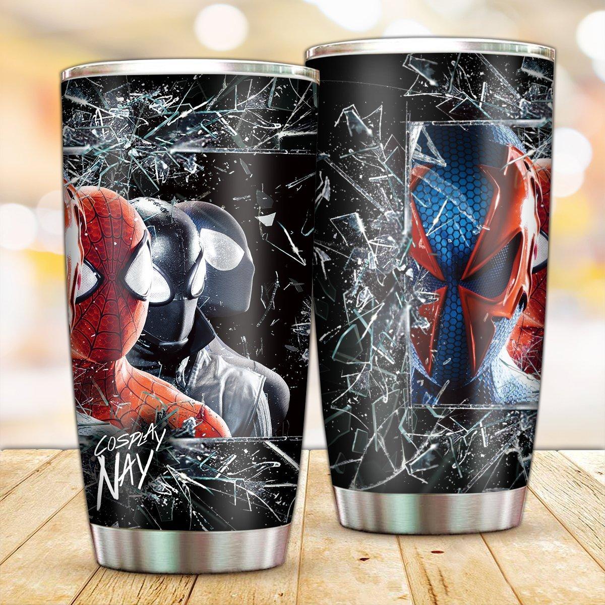 Multiverse Spider-man - Signed Tumbler FDM3009 Default Title Official Otaku Treat Merch