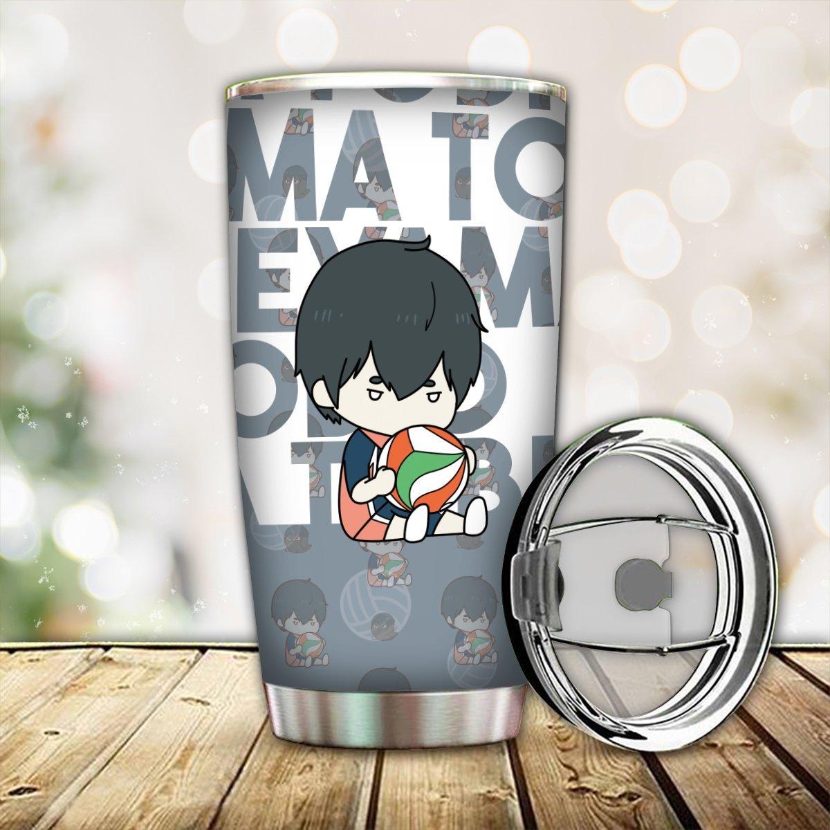 personalized chibi kageyama tobio tumbler 966992 - Otaku Treat