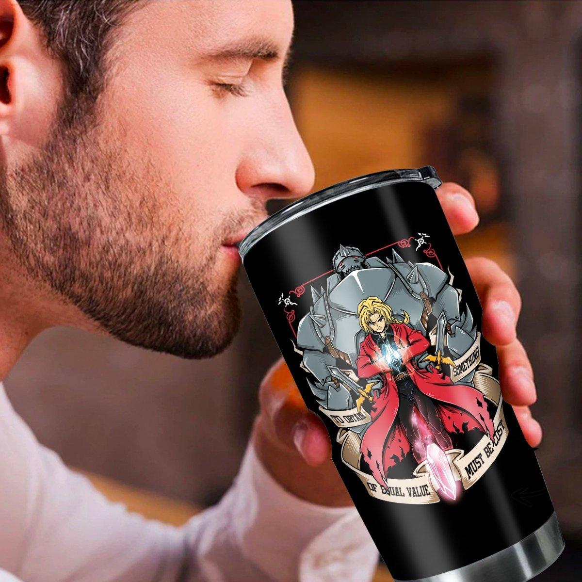 personalized full of alchemy tumbler 736544 - Otaku Treat
