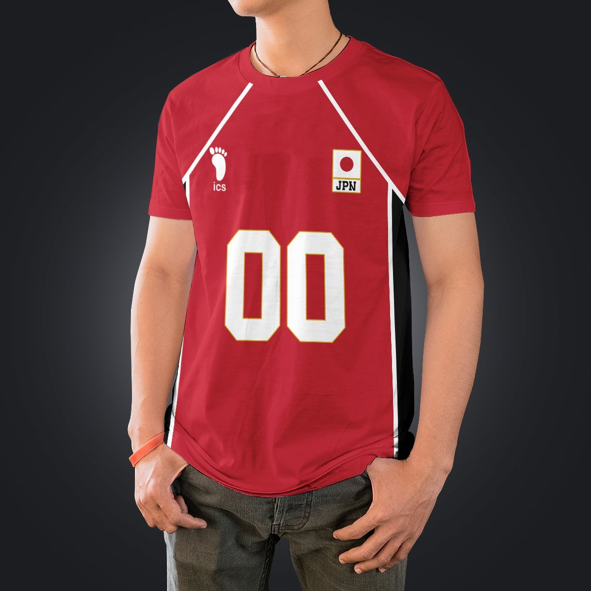 personalized haikyuu national team unisex t shirt 612057 - Otaku Treat