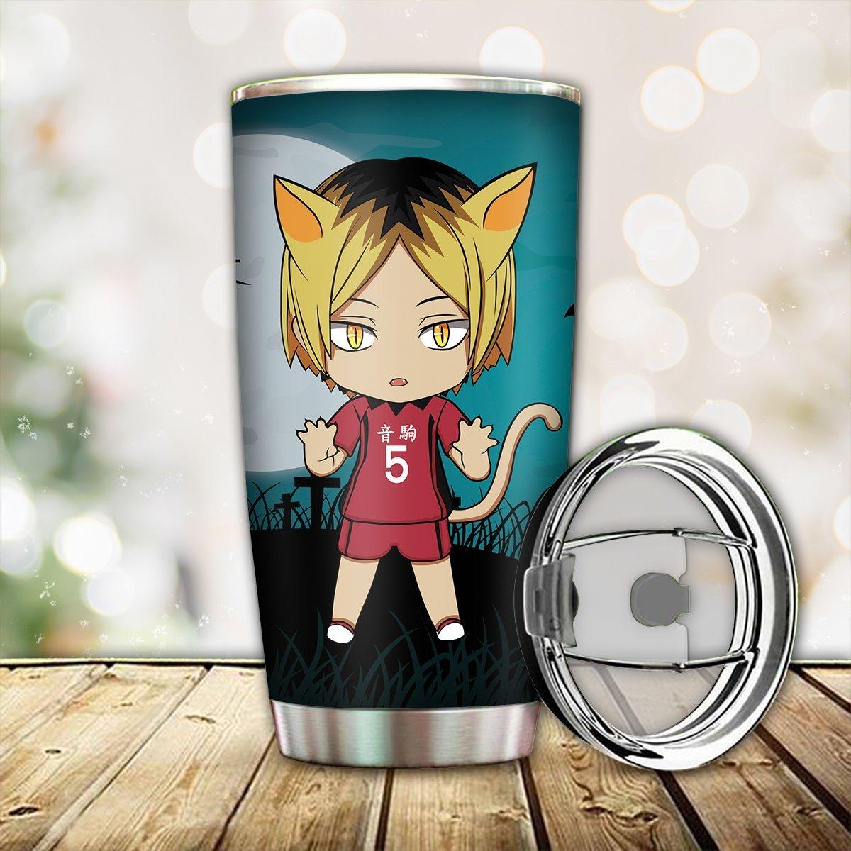 personalized sleepy cat kenma kozume tumbler 992284 - Otaku Treat