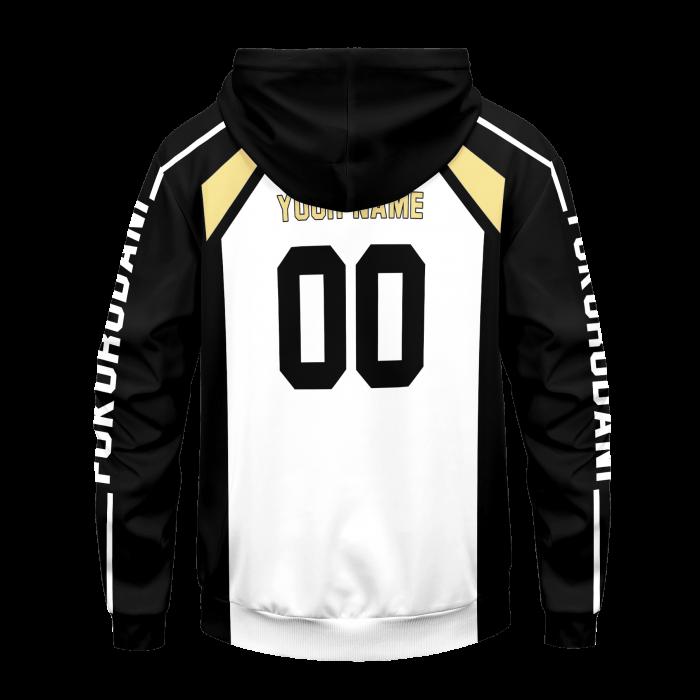 personalized team fukurodani unisex pullover hoodie 709915 - Otaku Treat
