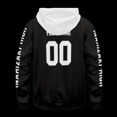 personalized team inarizaki unisex pullover hoodie 284604 - Otaku Treat