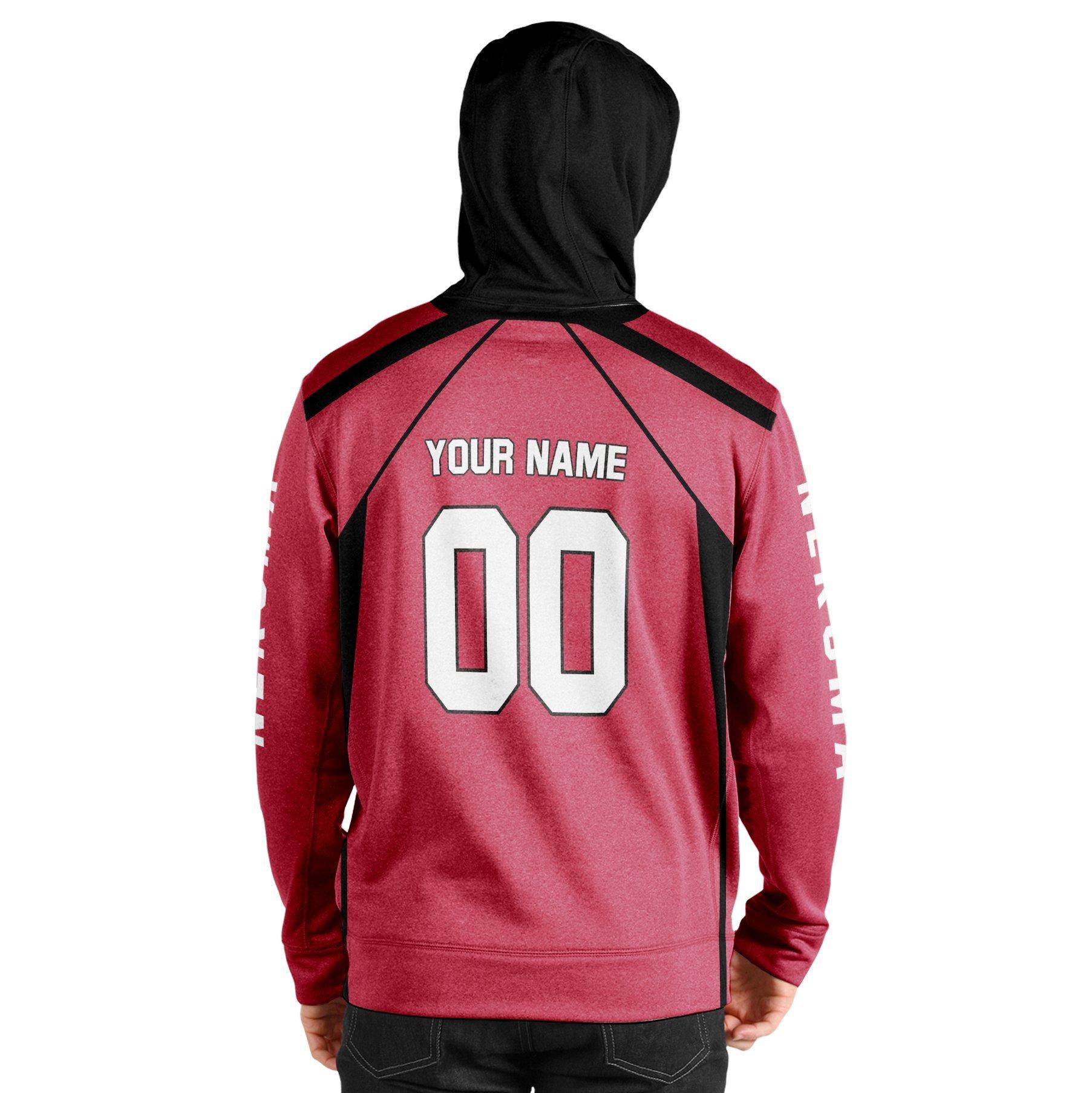 personalized team nekoma unisex pullover hoodie 973238 - Otaku Treat