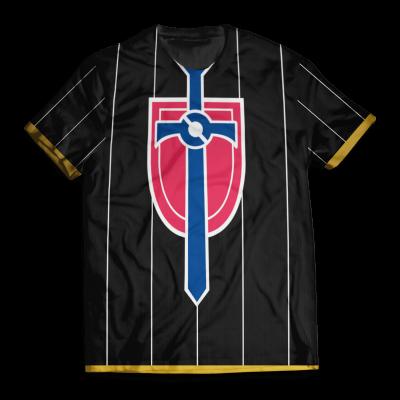 Pokemon Champion Uniform Unisex T-Shirt FDM2909 S Official Otaku Treat Merch