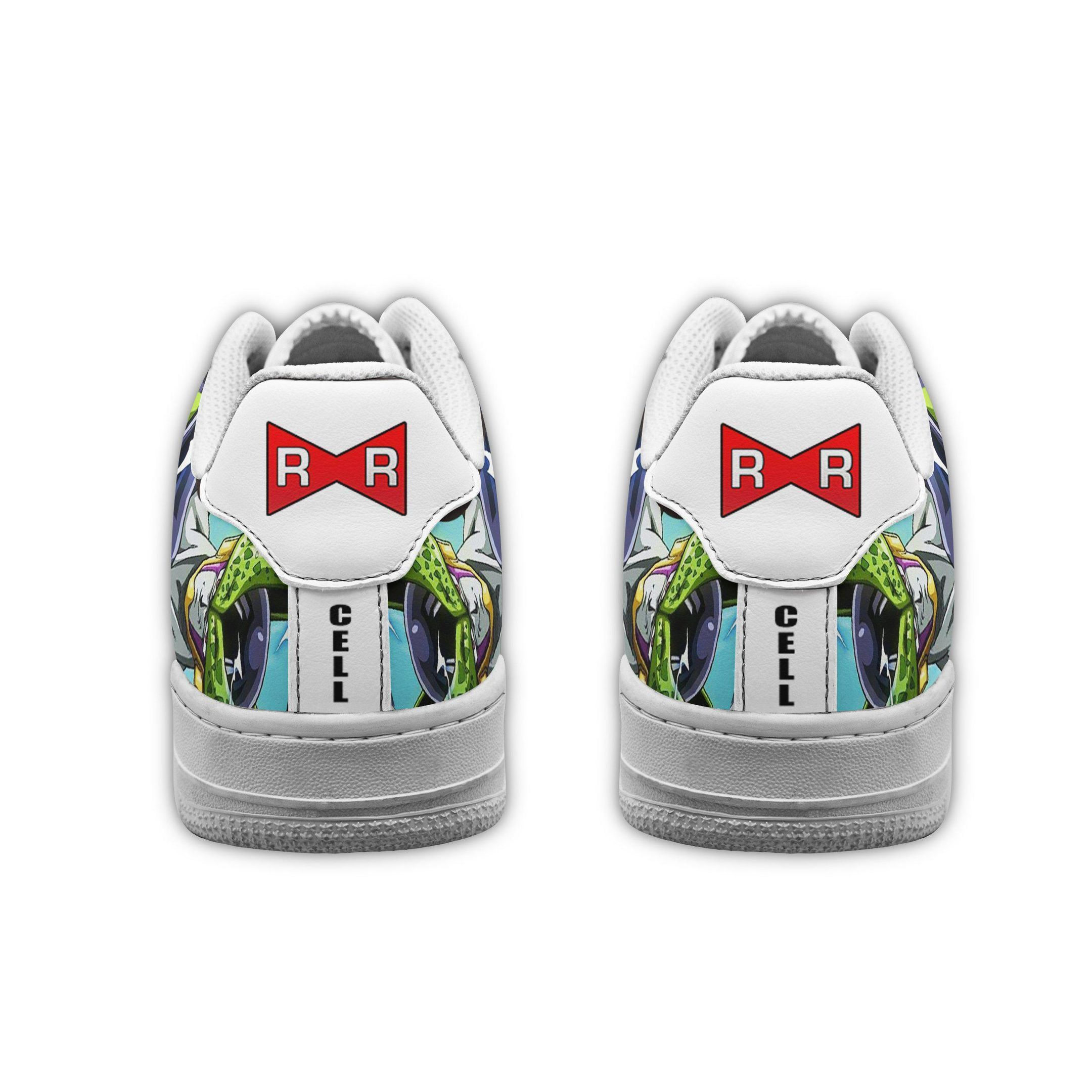 Cell Air Shoes Dragon Ball Z Anime Shoes Fan Gift GO1012