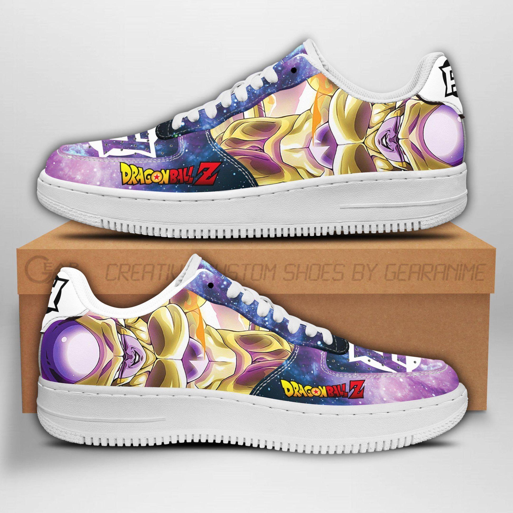 Frieza Air Shoes Dragon Ball Z Anime Shoes Fan Gift GO1012