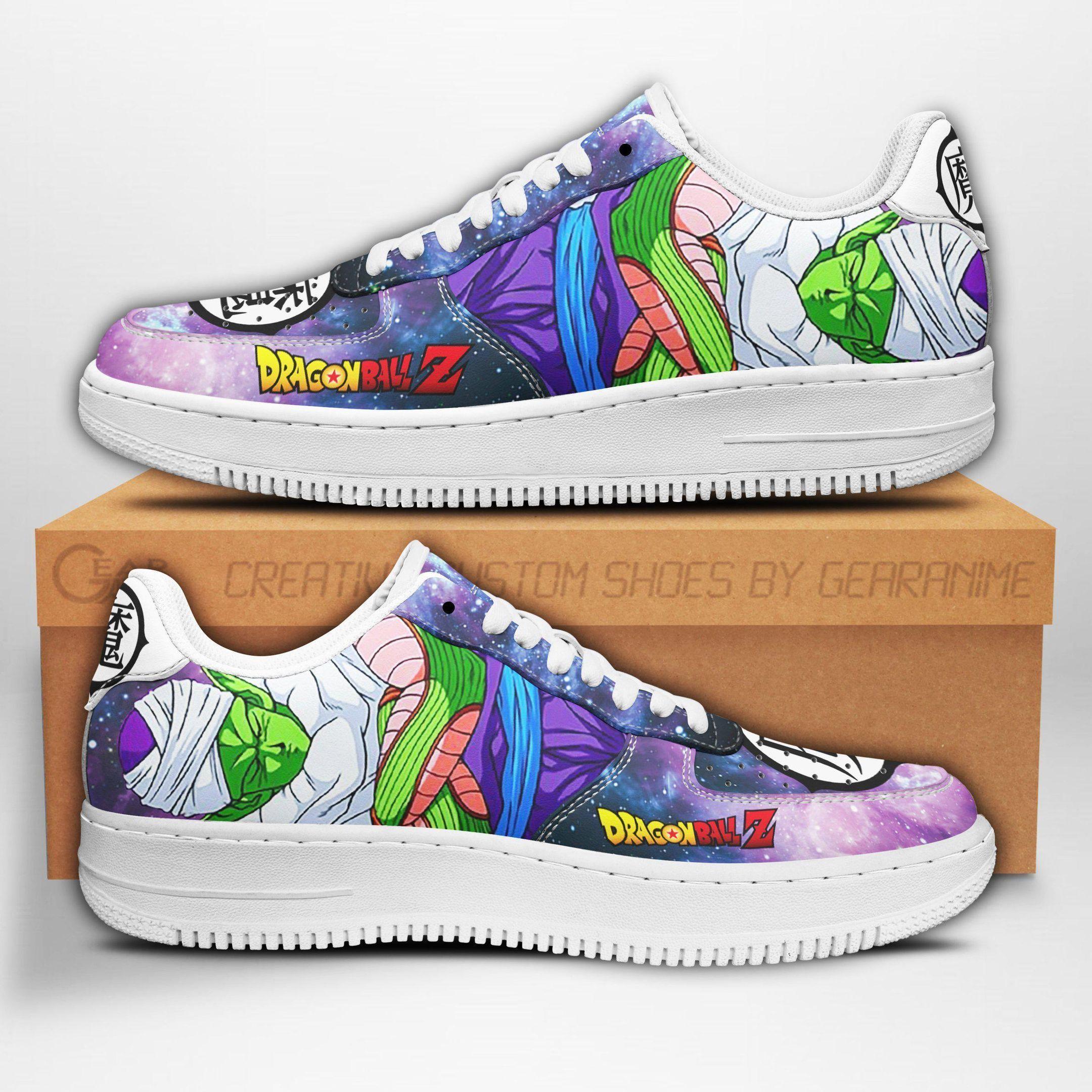 Piccolo Air Shoes Dragon Ball Z Anime Shoes Fan Gift GO1012