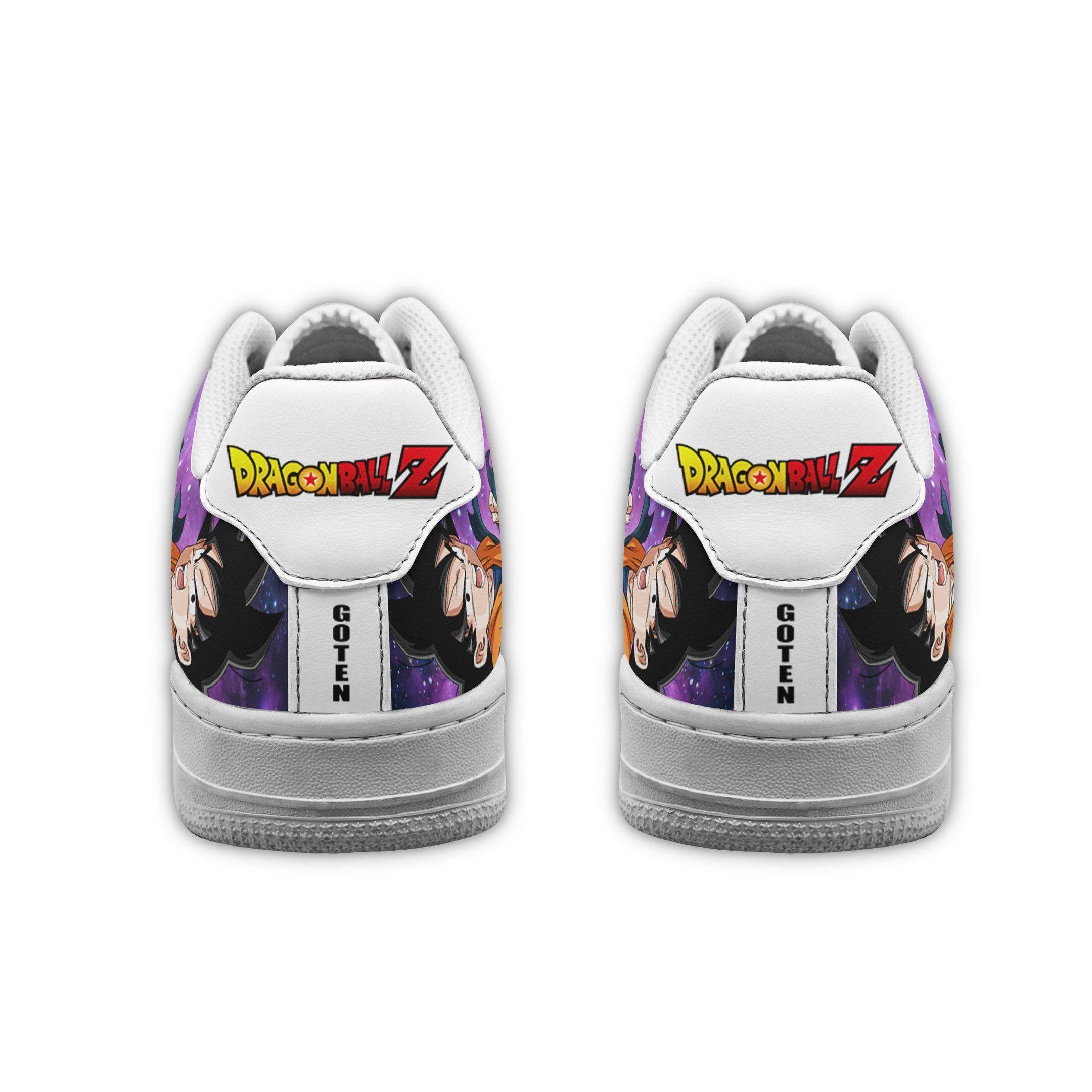 Goten Air Shoes Dragon Ball Z Anime Shoes Fan Gift GO1012