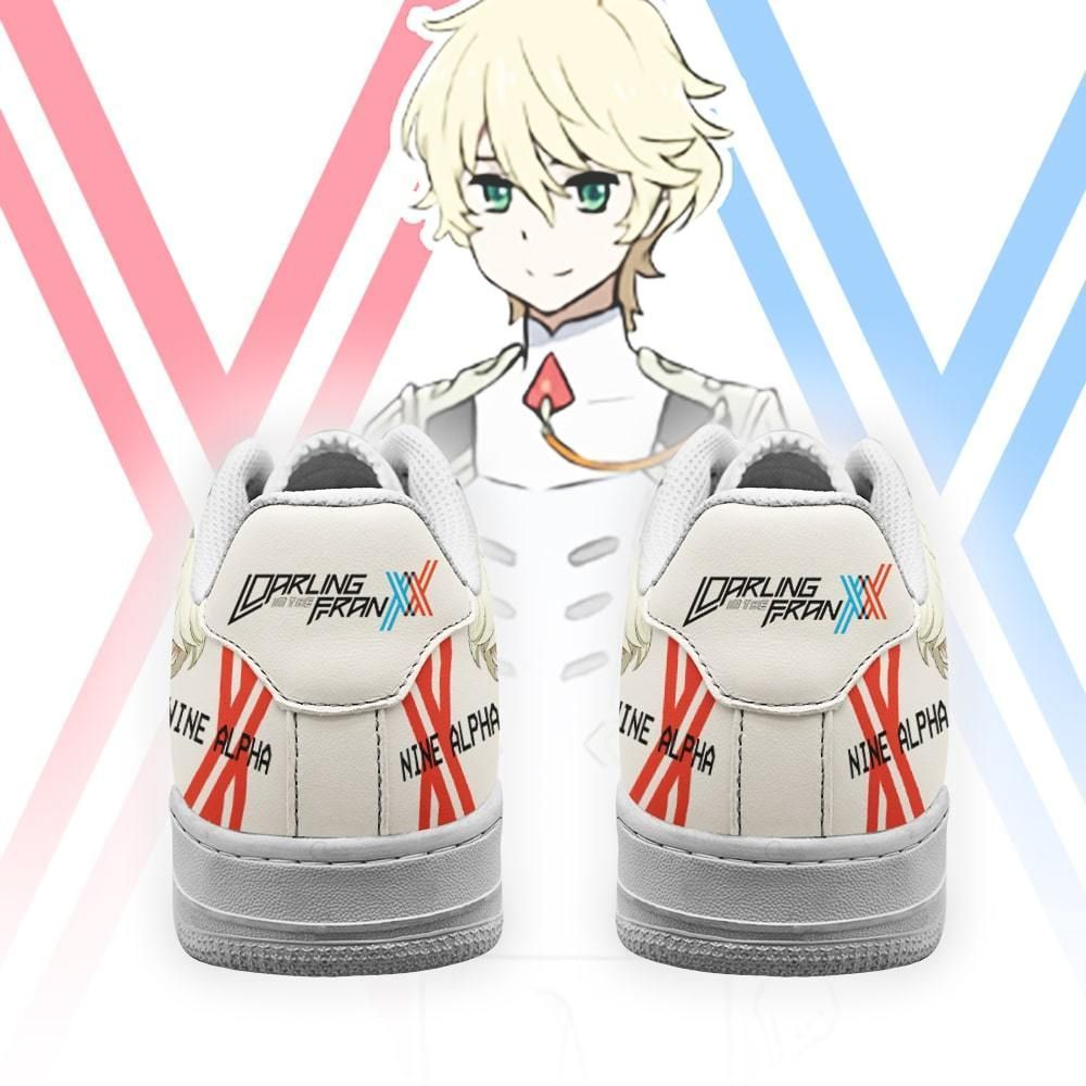 Darling In The Franxx Shoes 9'a Nine Alpha Air Shoes Anime Shoes GO1012