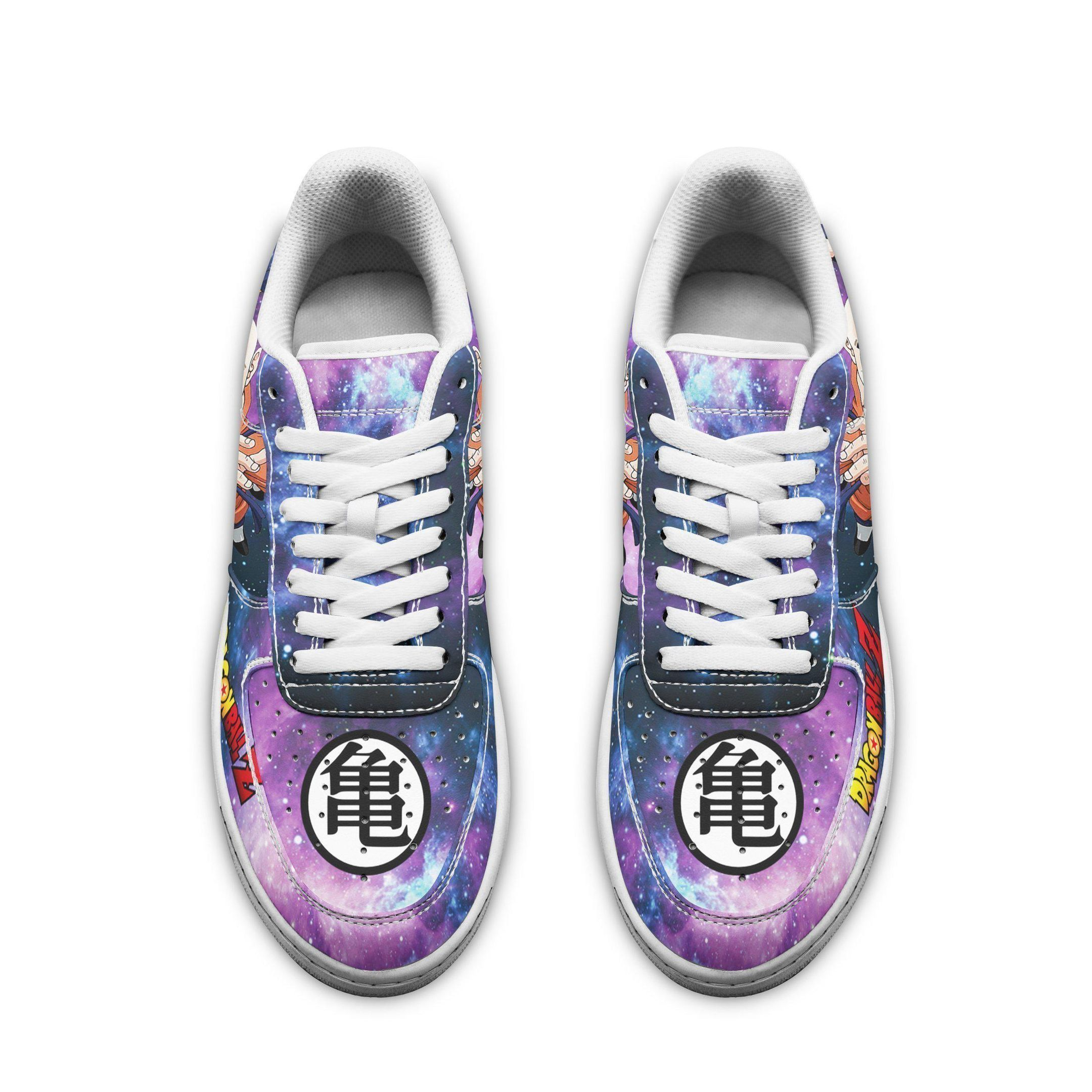 Krillin Air Shoes Dragon Ball Z Anime Shoes Fan Gift GO1012