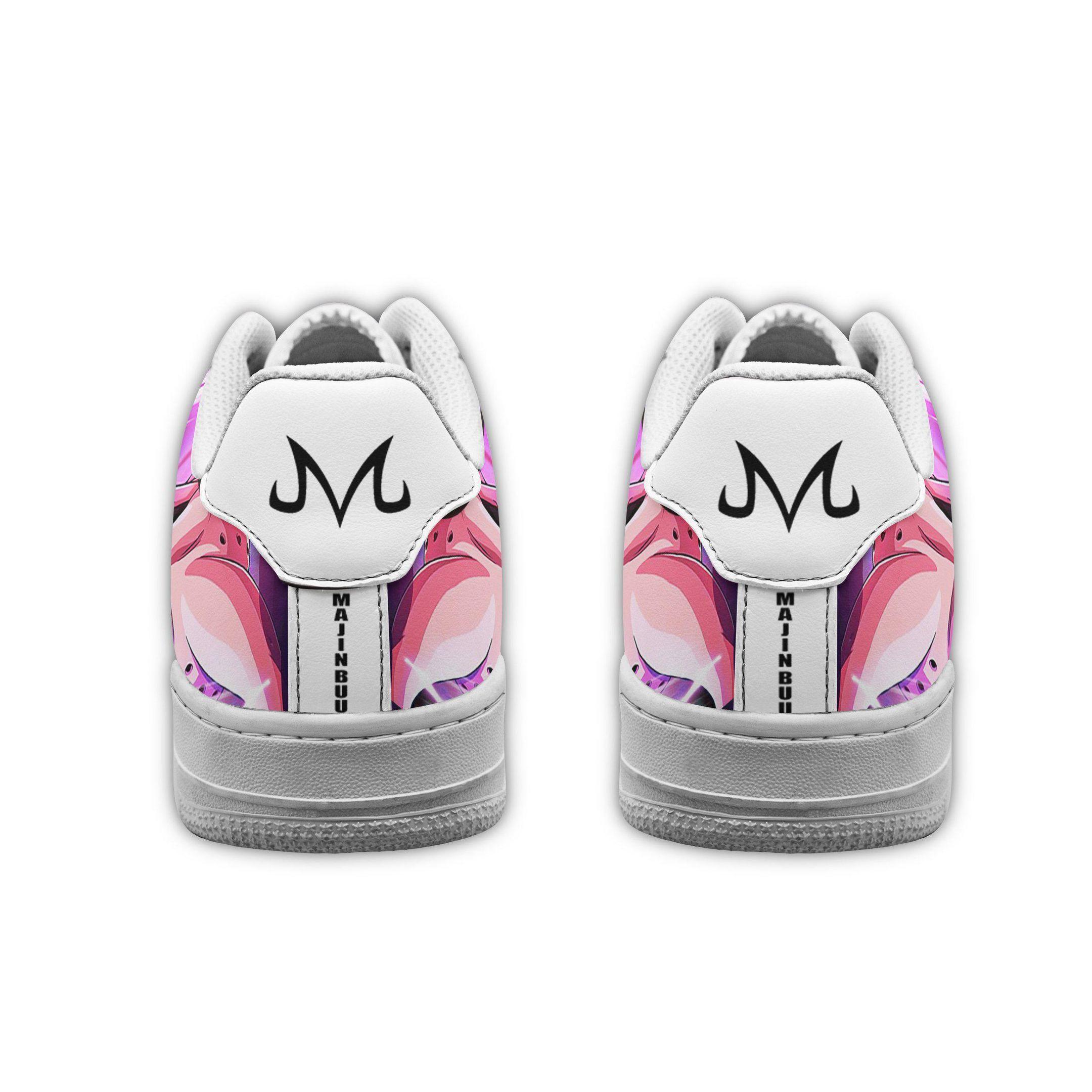 Majin Buu Air Shoes Dragon Ball Z Anime Shoes Fan Gift GO1012