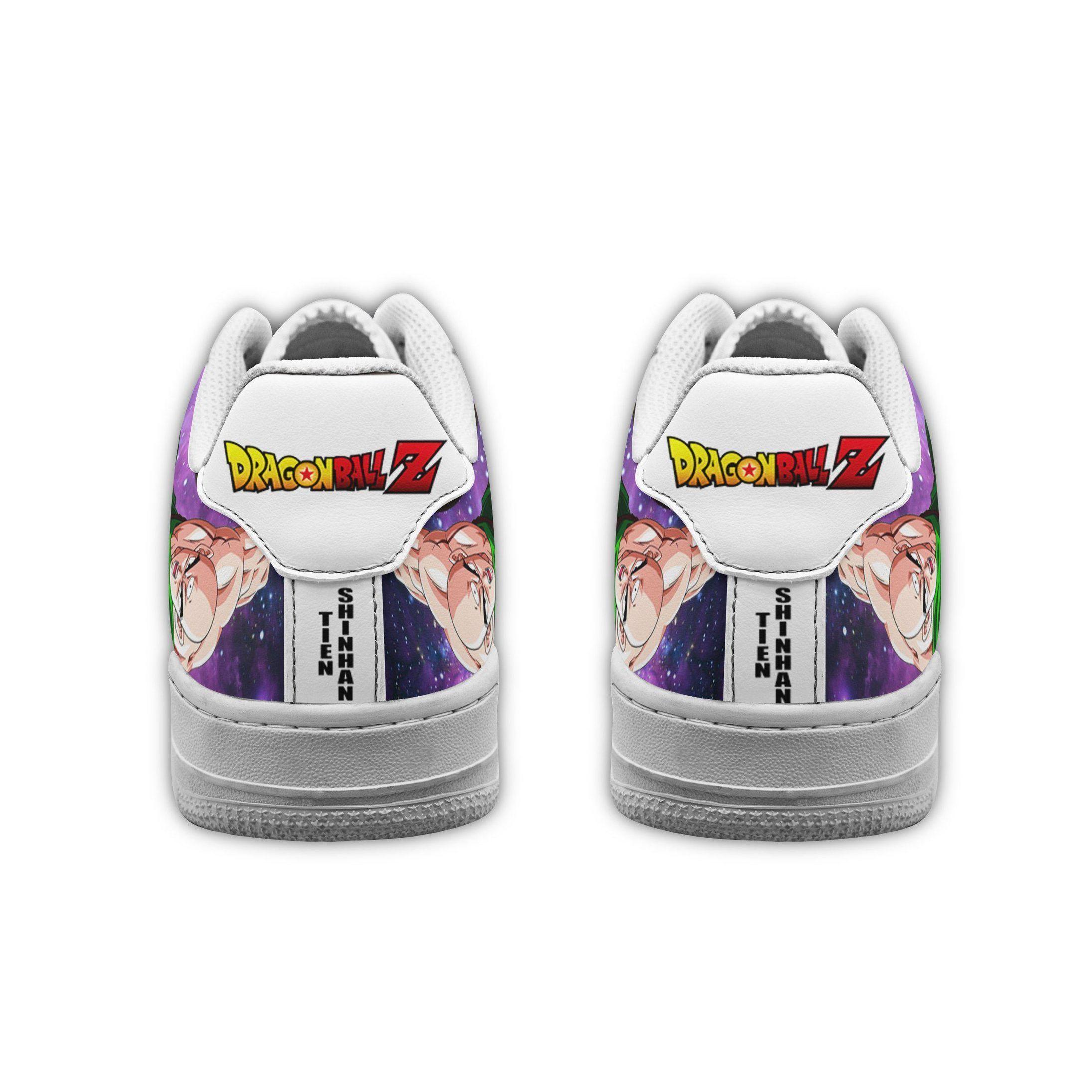 Tien Shinhan Air Shoes Dragon Ball Z Anime Shoes Fan Gift GO1012