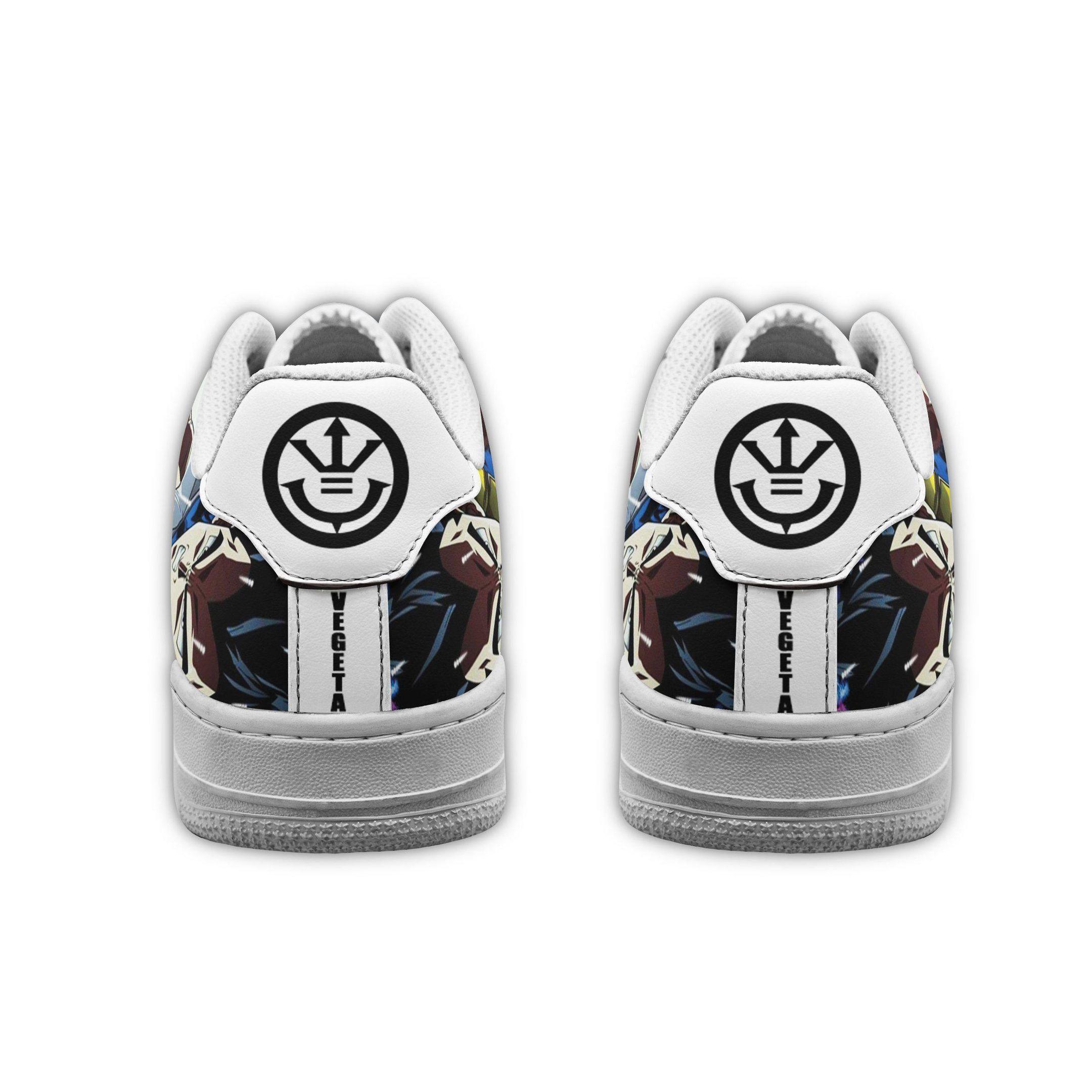 Vegeta Air Shoes Dragon Ball Z Anime Shoes Fan Gift GO1012