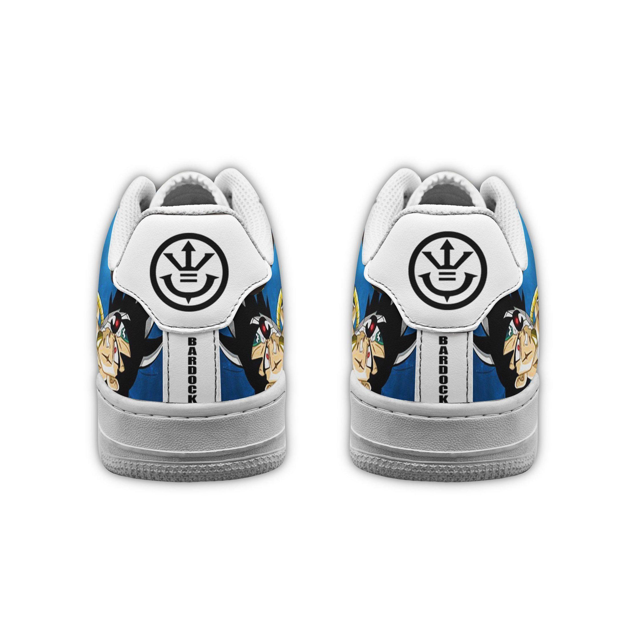 Bardock Air Shoes Dragon Ball Z Anime Shoes Fan Gift GO1012