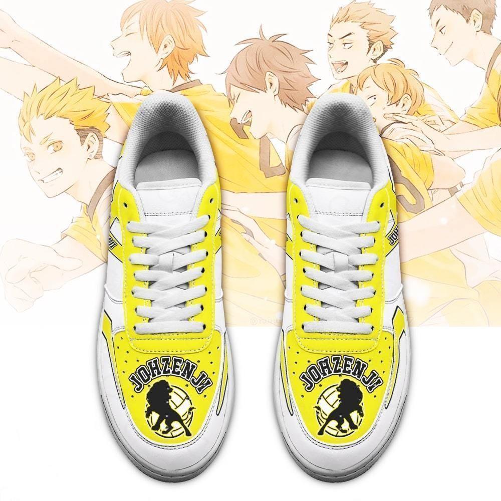 Haikyuu Johzenji High Air Shoes Uniform Team Haikyuu Anime Shoes GO1012