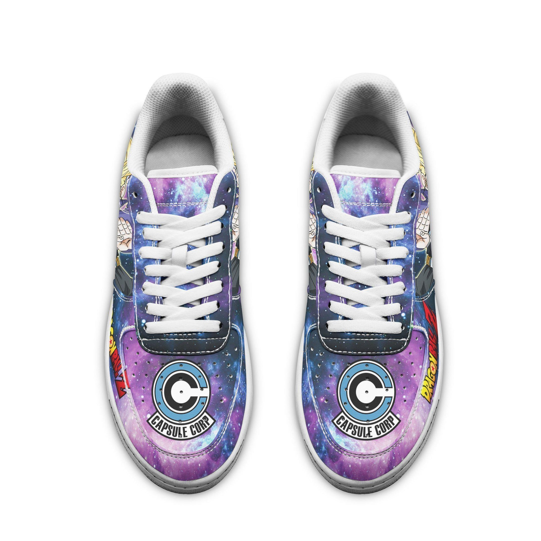 Trunks Air Shoes Dragon Ball Z Anime Shoes Fan Gift GO1012