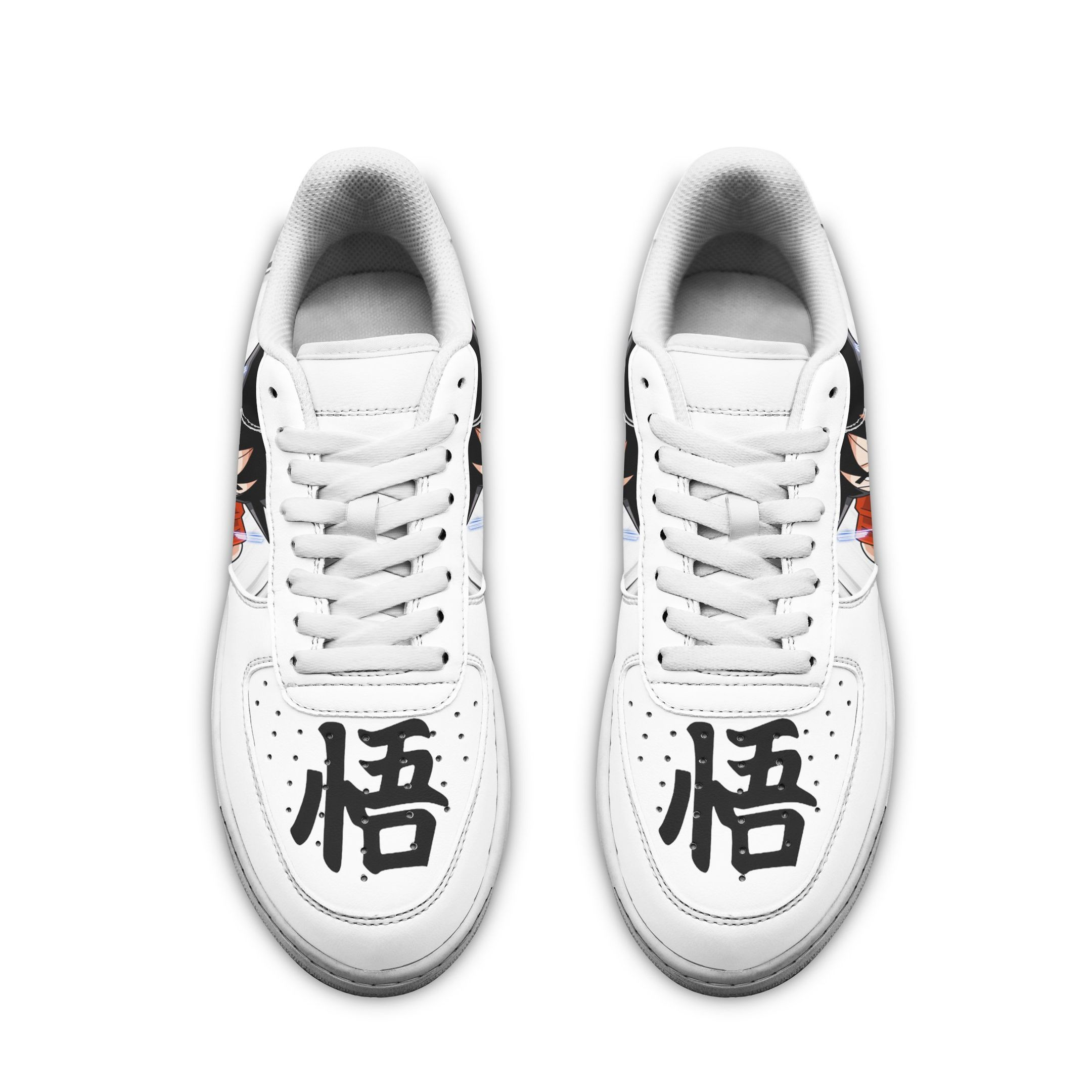 Goku Air Shoes Custom Dragon Ball Z Anime Shoes GO1012