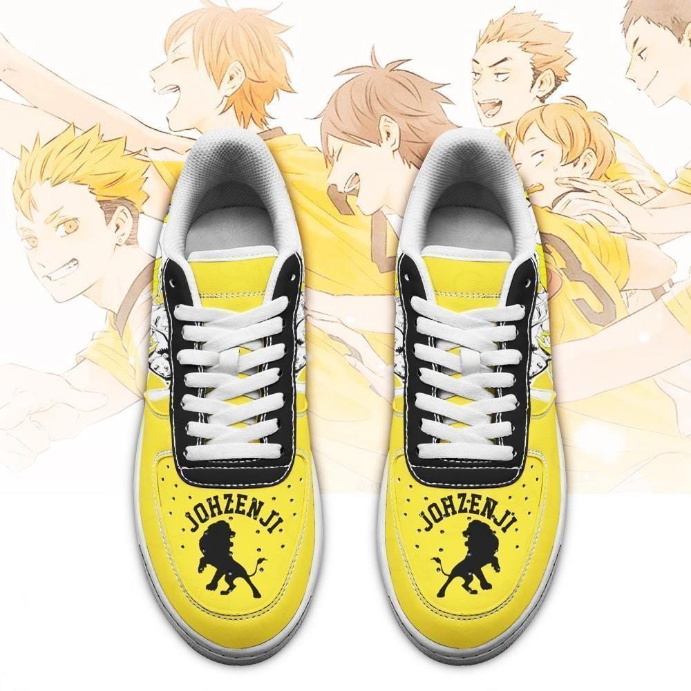 Haikyuu Johzenji High Air Shoes Team Haikyuu Anime Shoes GO1012