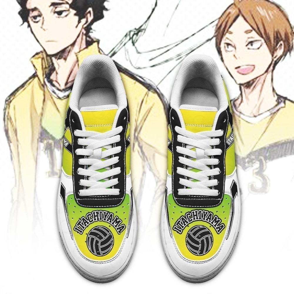 Haikyuu Itachiyama Academy Air Shoes Uniform Haikyuu Anime Shoes GO1012