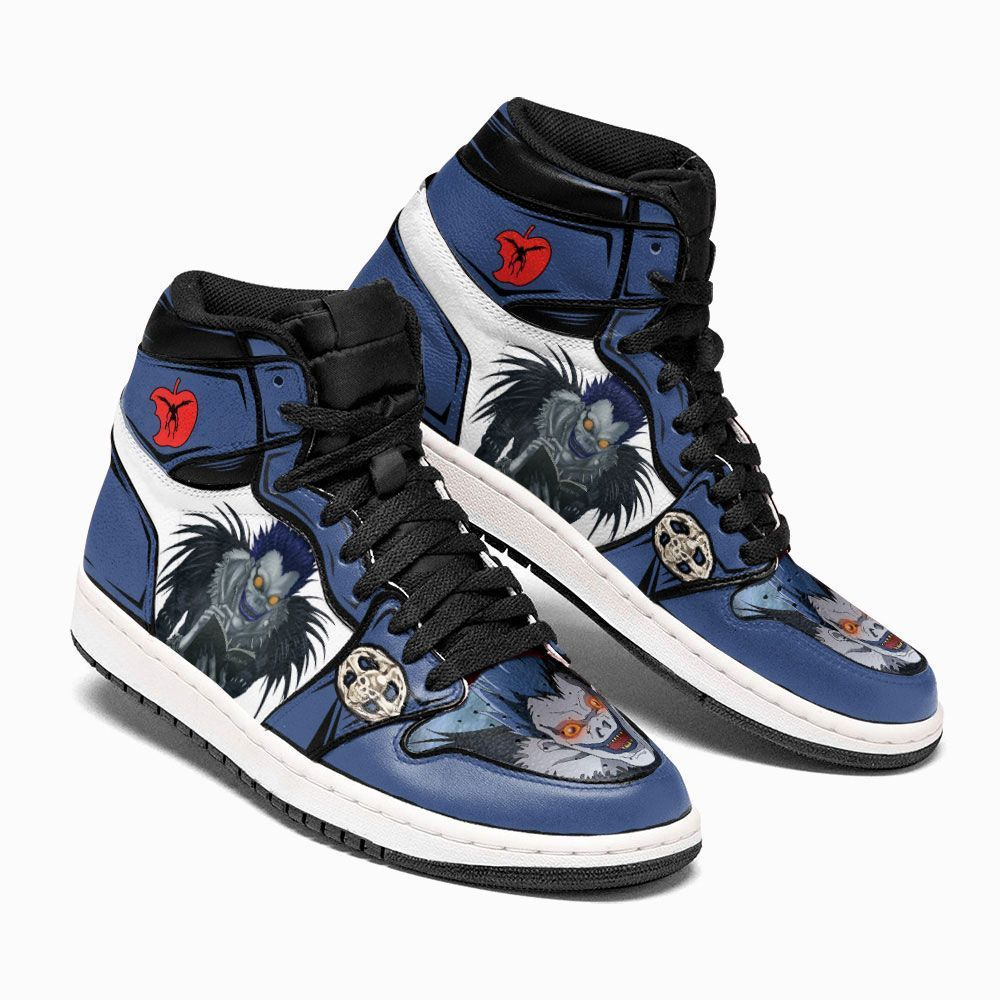 Death Note Shoes Sneakers Ryuk Custom Anime Shoes GO1210