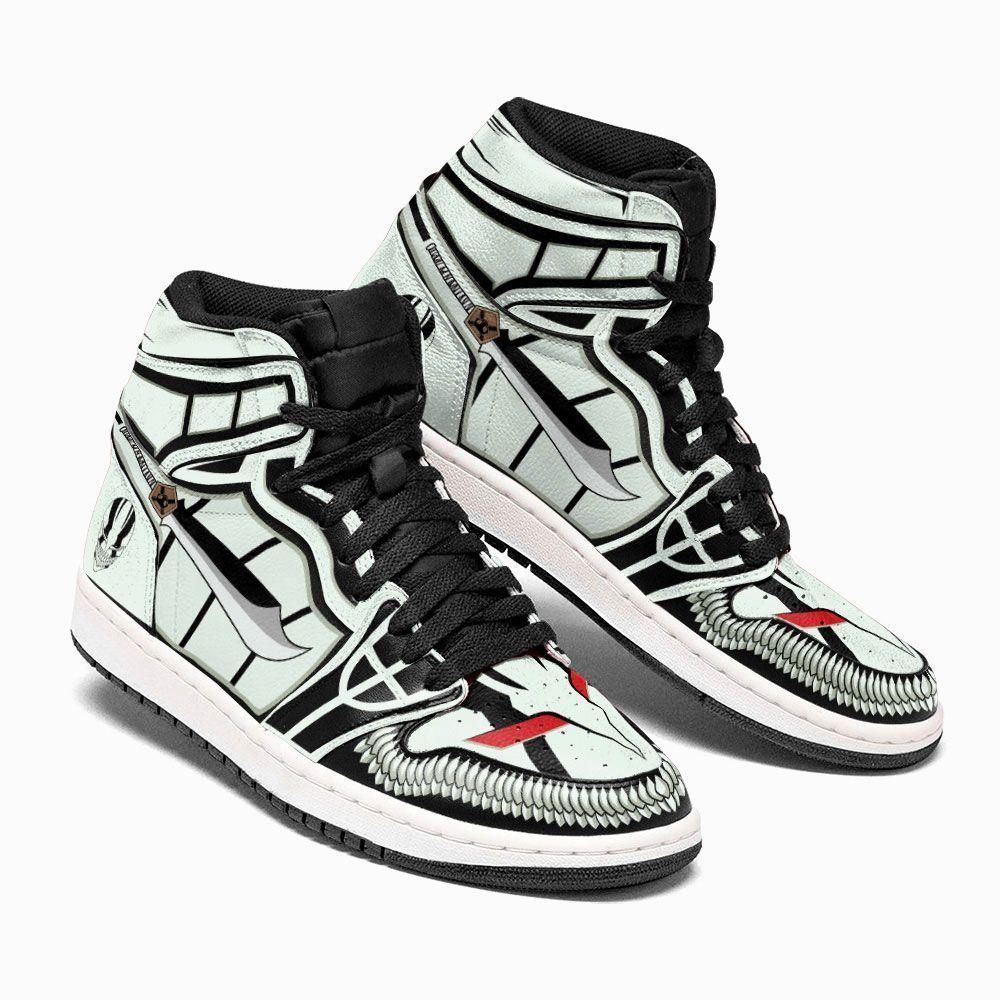 Bleach Shoes Sneakers Ichigo Fullbringer Custom Anime Shoes GO1210