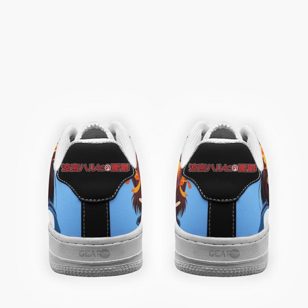 Haruhi Suzumiya Air Shoes Custom Anime Shoes GO1012