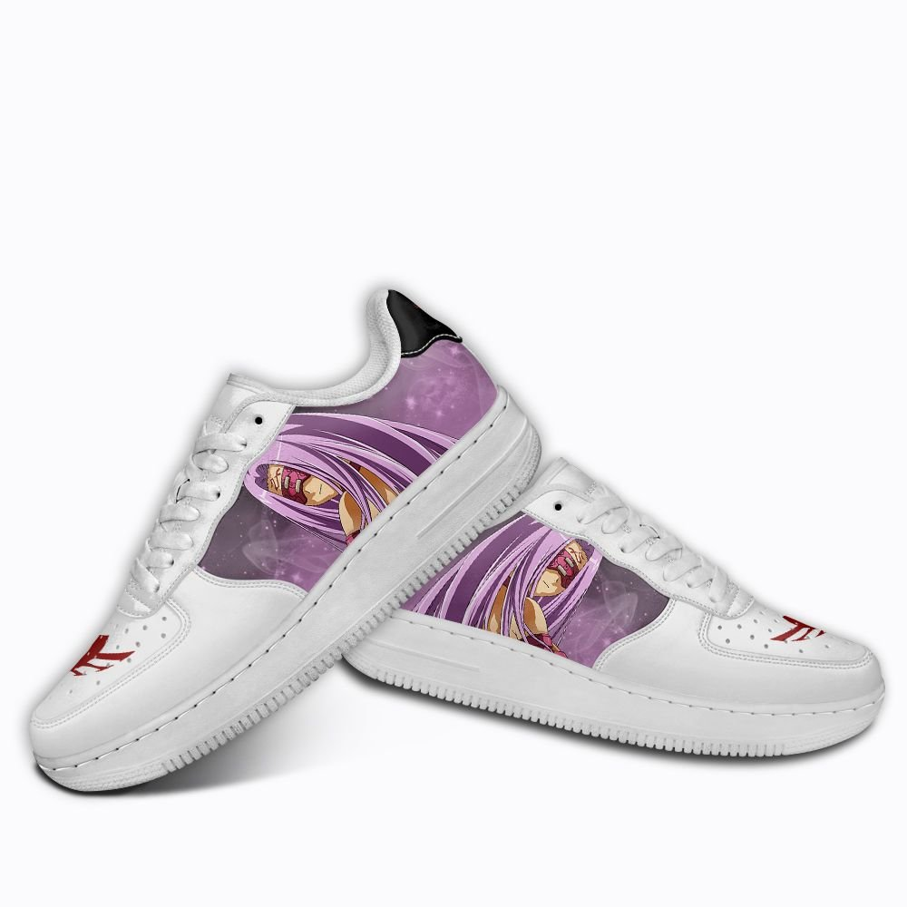 Fate Stay Night Rider Air Shoes Custom Anime Shoes GO1012