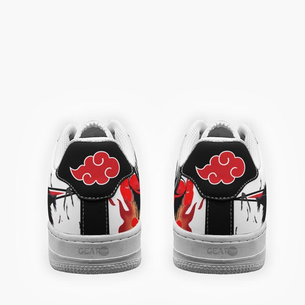 Itachi Air Sneakers Custom Anime Akatsuki Shoes For Fan GO1012