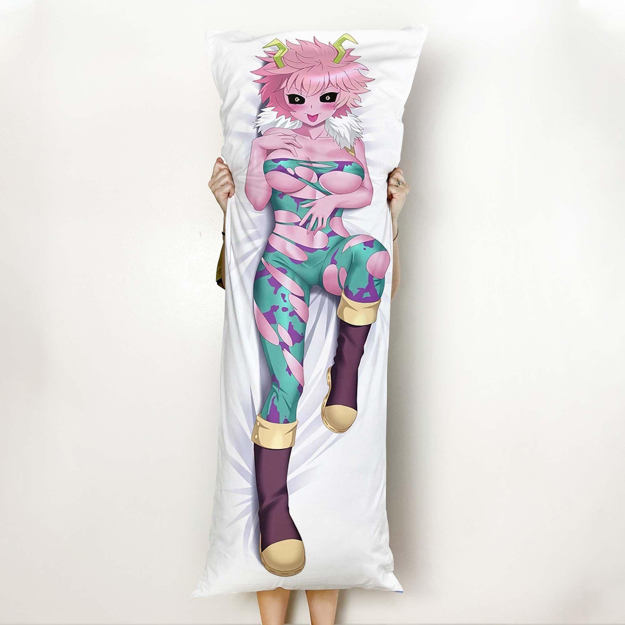 MHA Mina Ashido Body Pillow Cover Anime Gifts Idea For Otaku Girl Official Merch GO0110