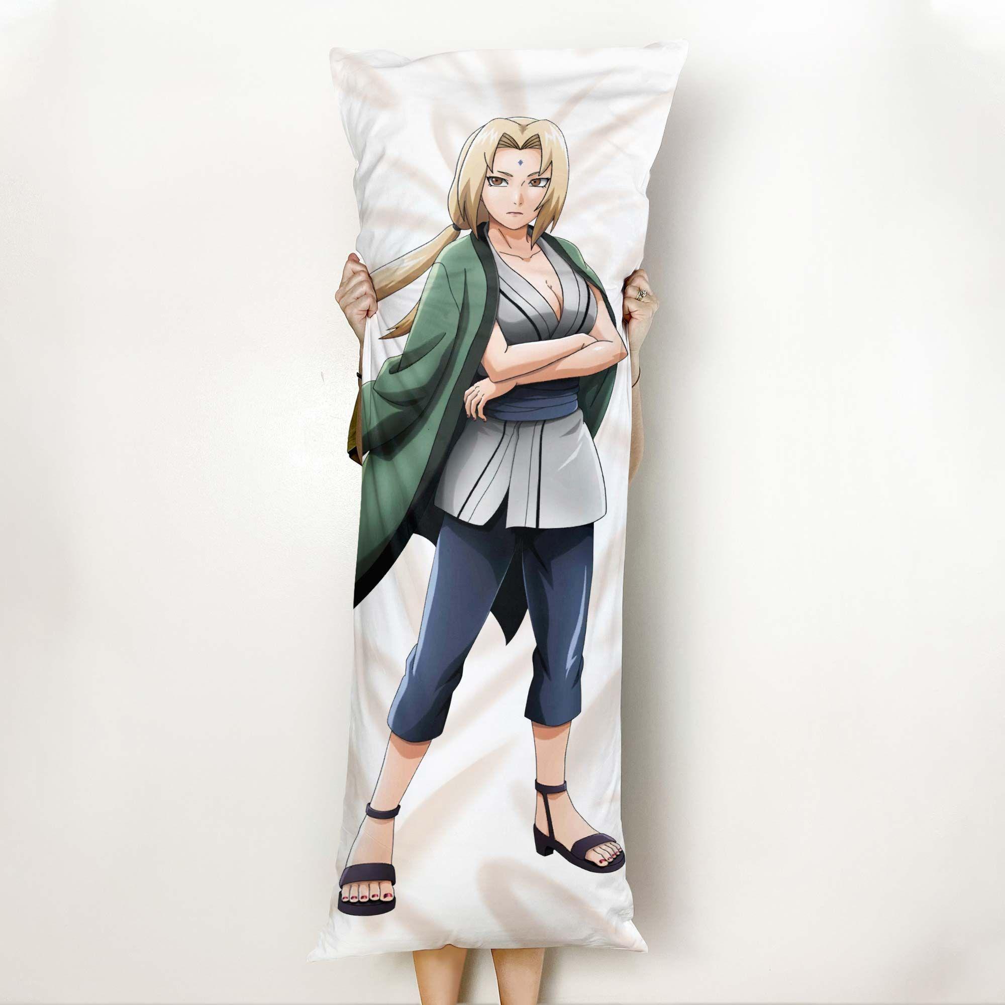 Tsunade Body Pillow Cover Anime Gifts Idea For Otaku Girl Official Merch GO0110