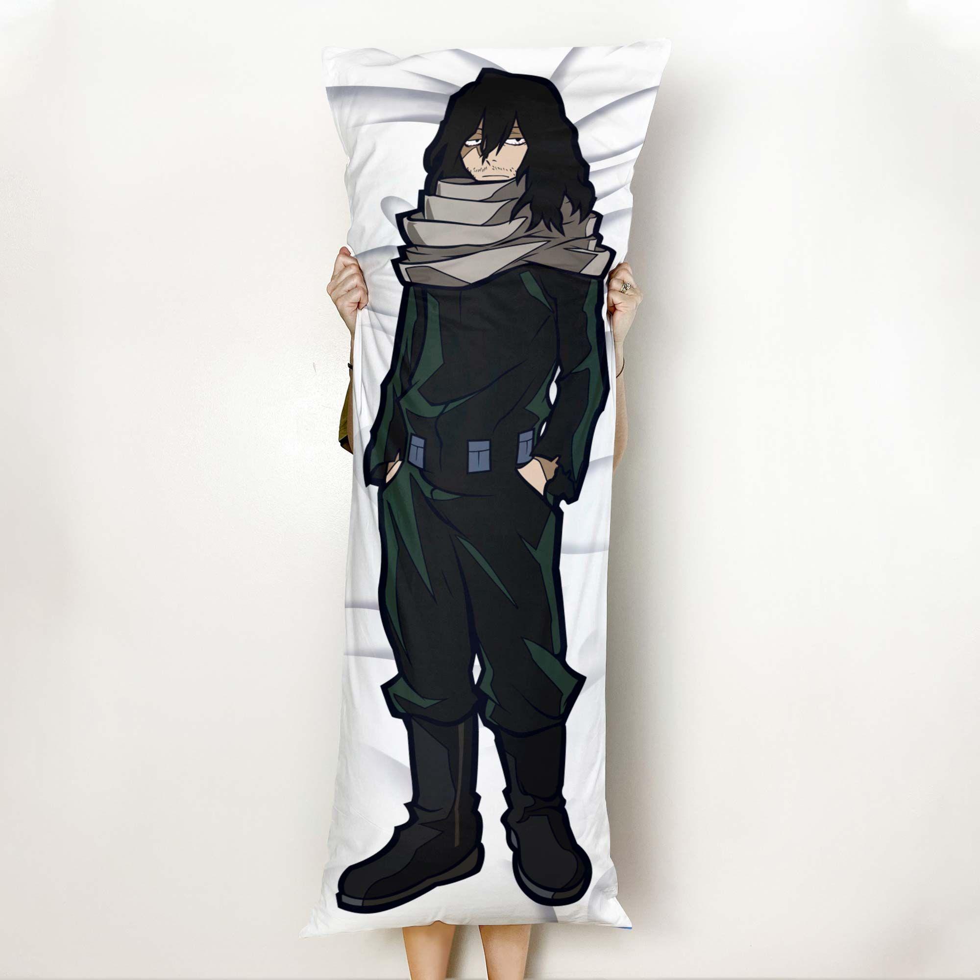 Shouta Aizawa Body Pillow Cover Custom My Hero Academia Anime Gifts Official Merch GO0110