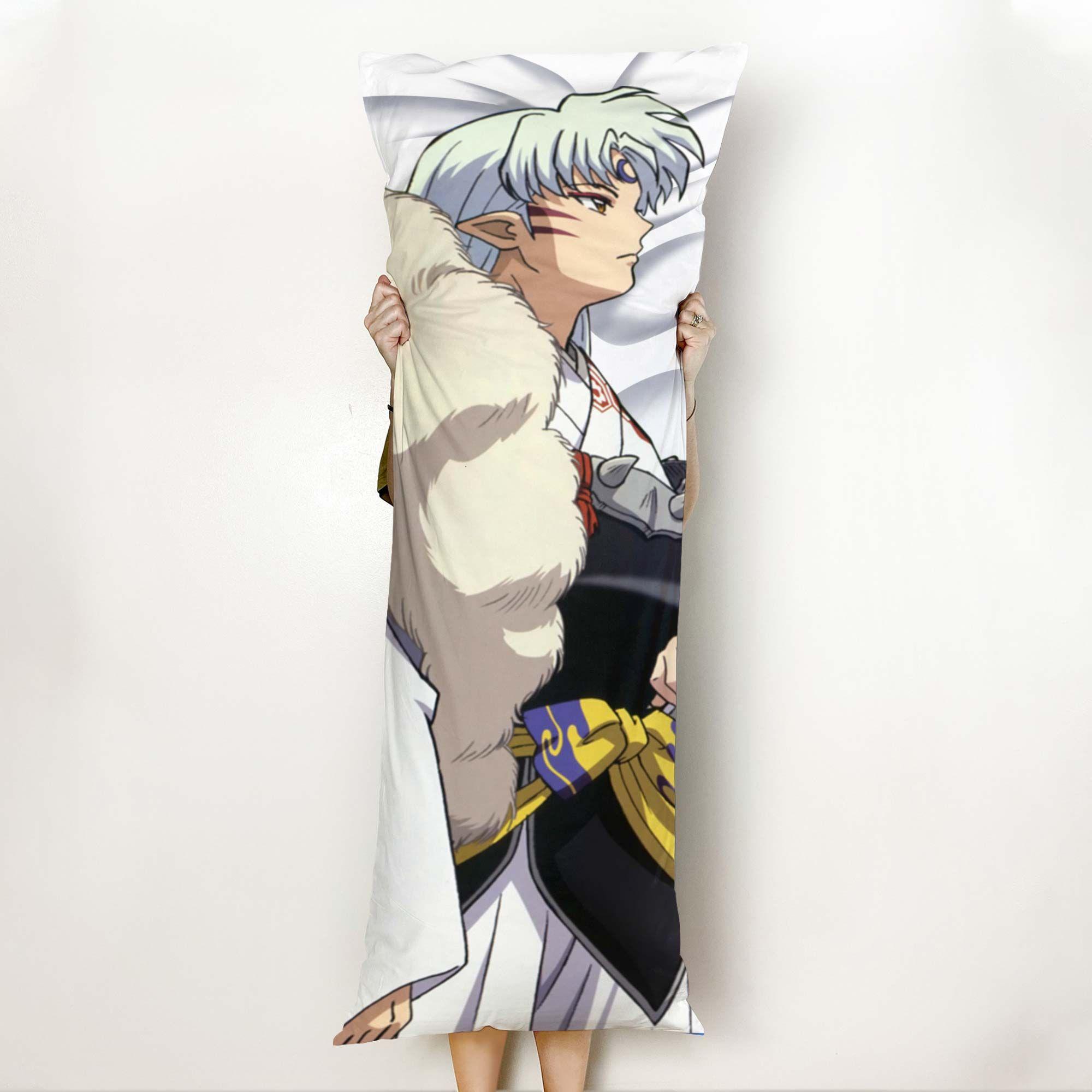 Sesshomaru Body Pillow Cover Custom Inuyasha Anime Gifts Official Merch GO0110