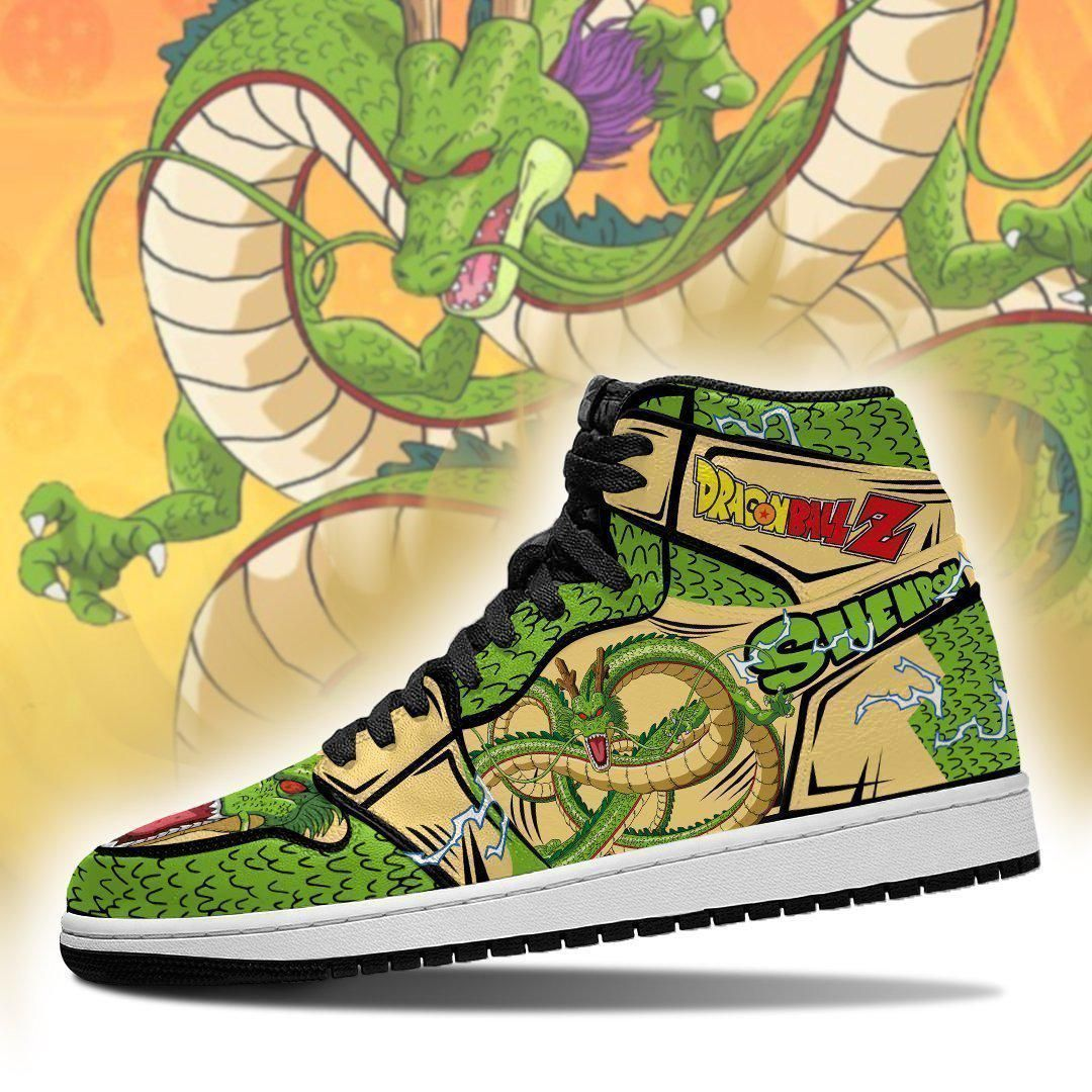 DBZ Shenron Sneakers Custom Anime Dragon Ball Z Shoes GO1210