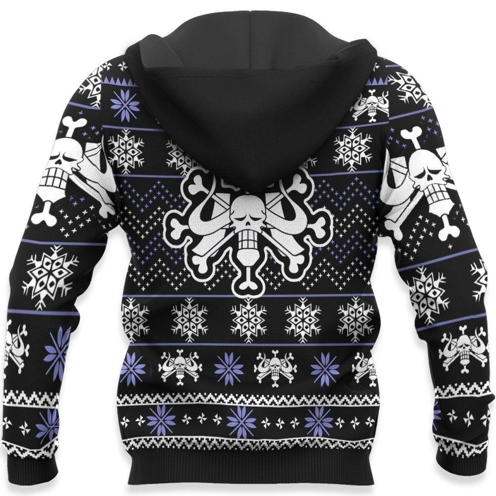 Kaido Beast Pirates Ugly Christmas Sweater Custom Anime One Piece Xmas Gifts GO0110