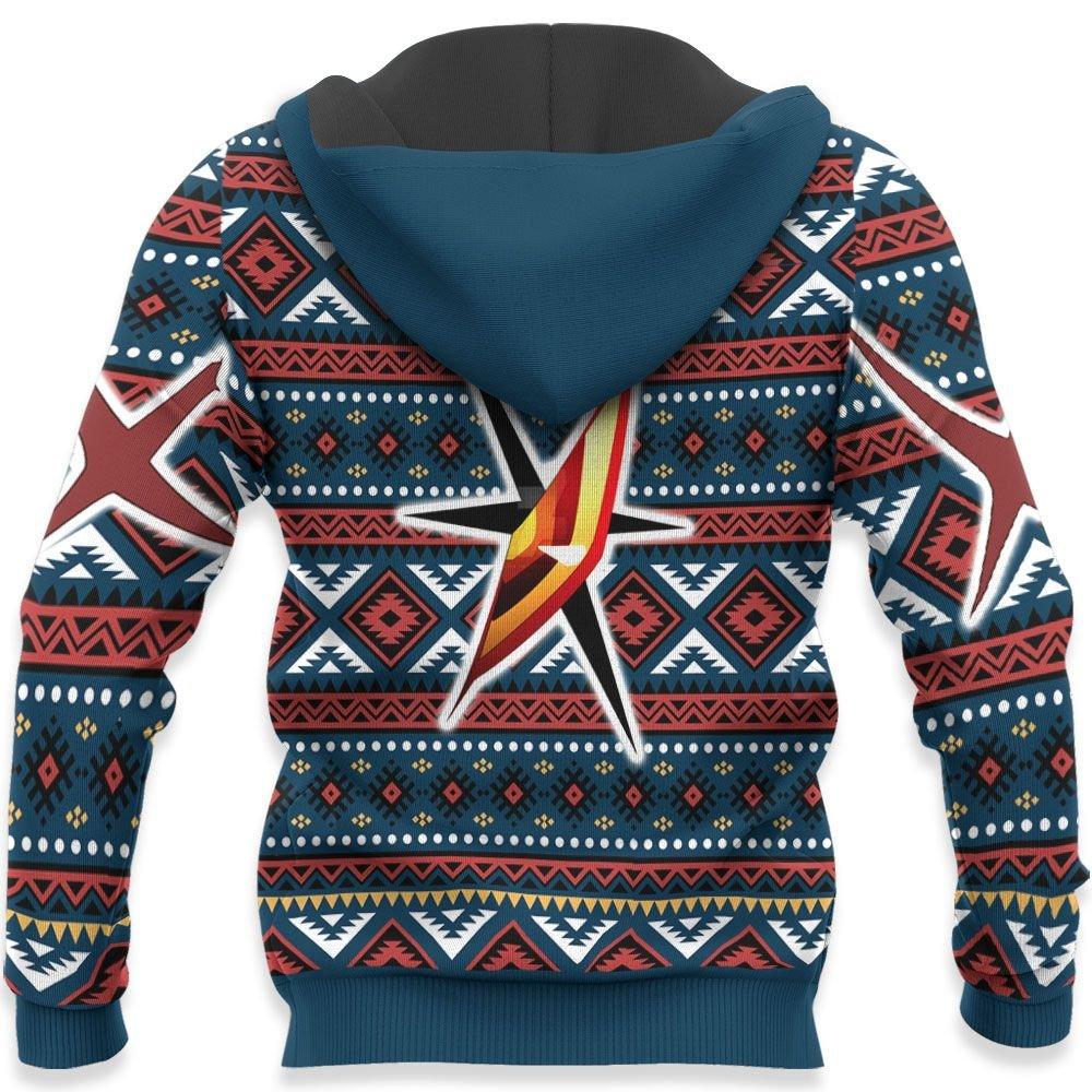 Ryuko Matoi Ugly Christmas Sweater Custom Anime Kill La Kill Xmas Gifts GO0110