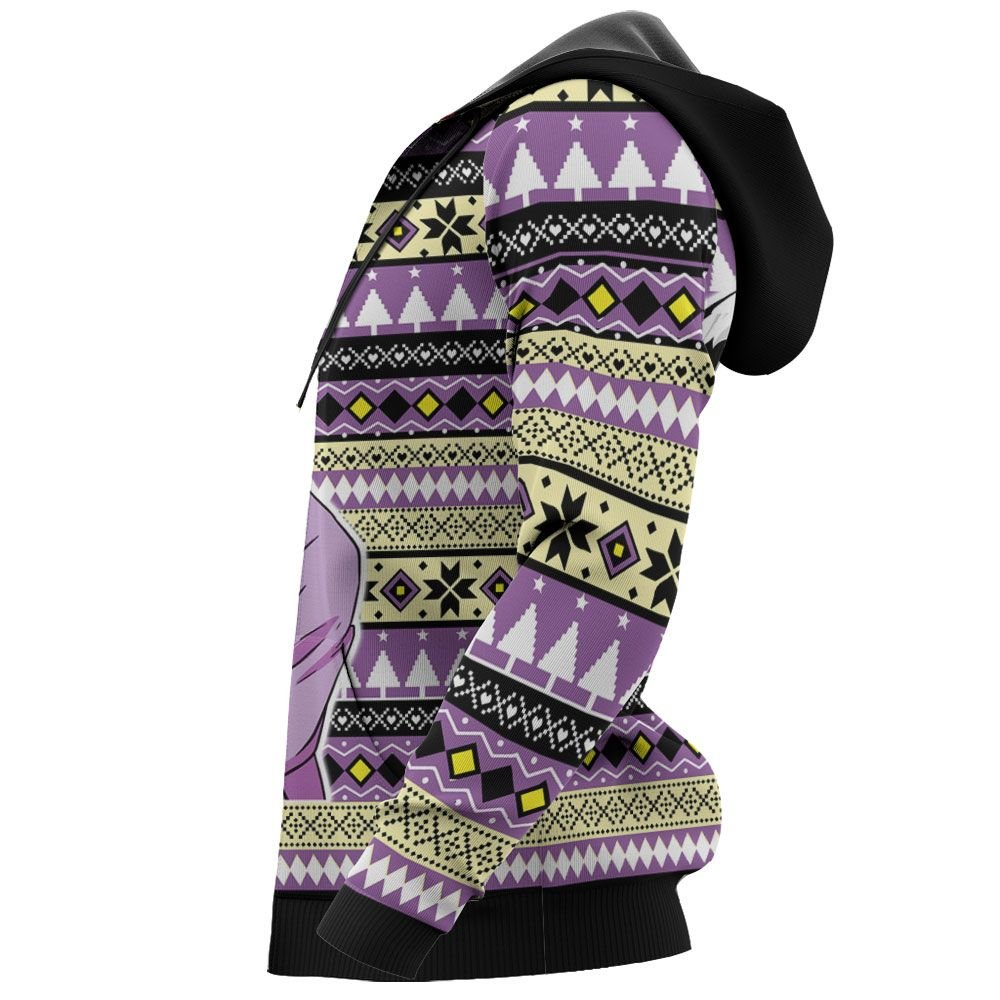 Gen Asagiri Ugly Christmas Sweater Custom Anime Dr Stone Xmas Gifts GO0110