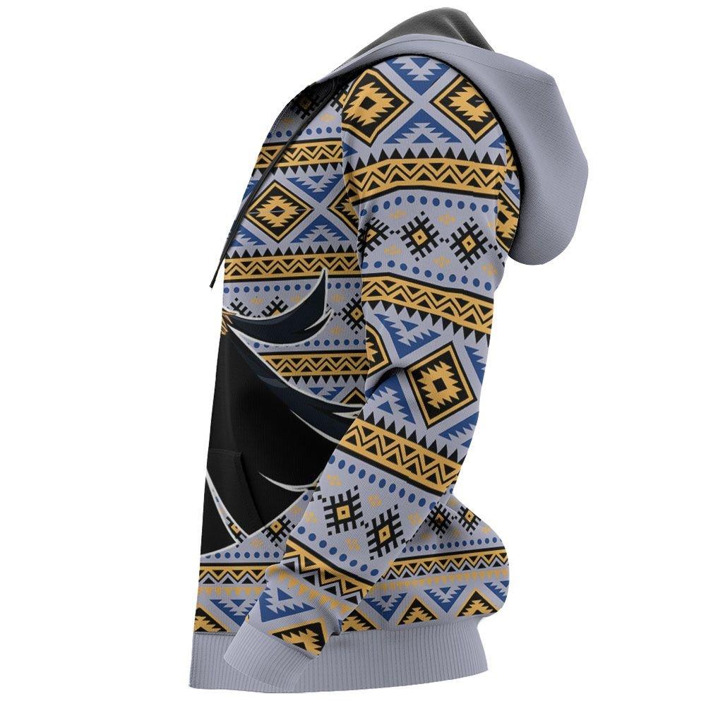 Satsuki Kiryuin Ugly Christmas Sweater Custom Anime Kill La Kill Xmas Gifts GO0110