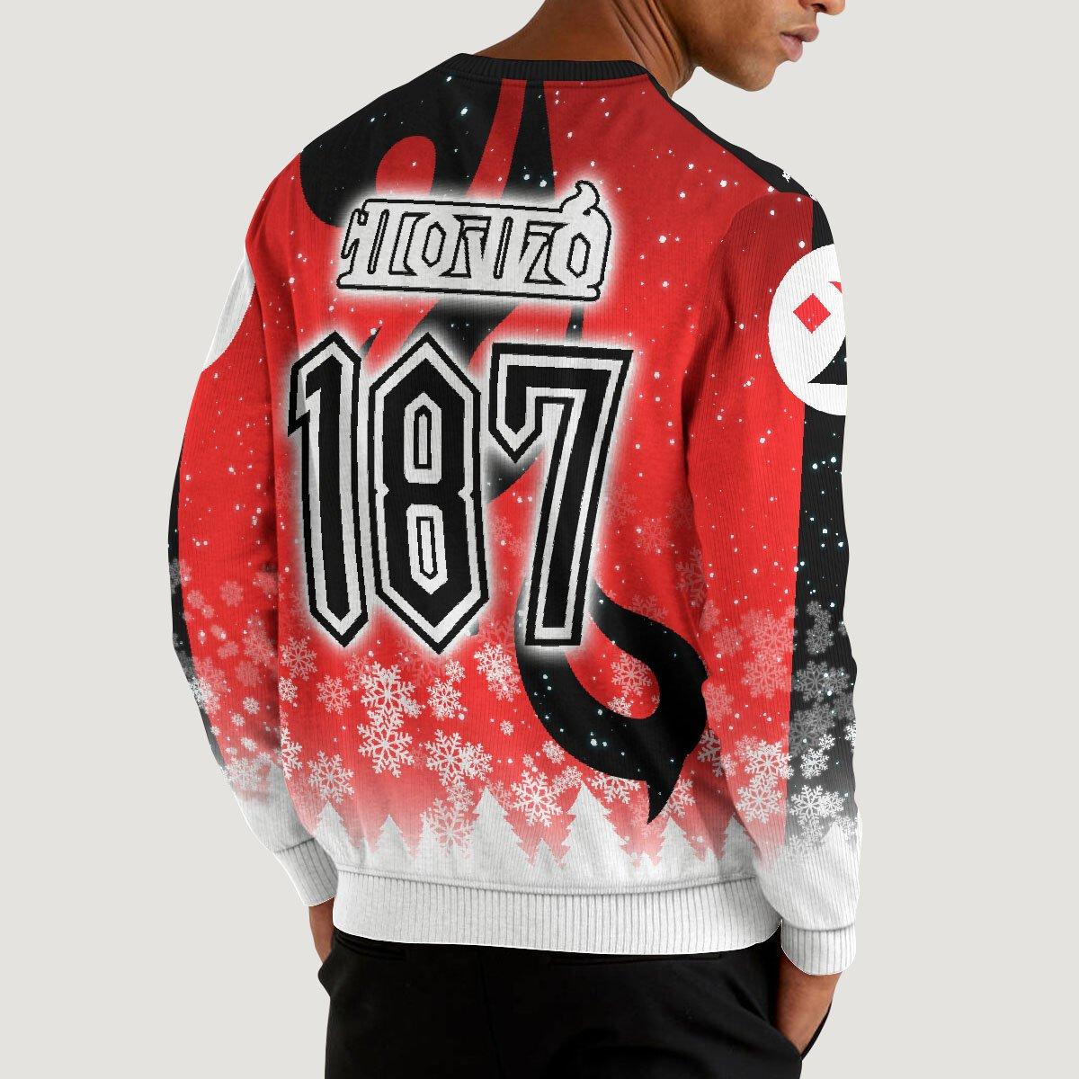 SweaterlPokemonFireUniform 06 - Otaku Treat