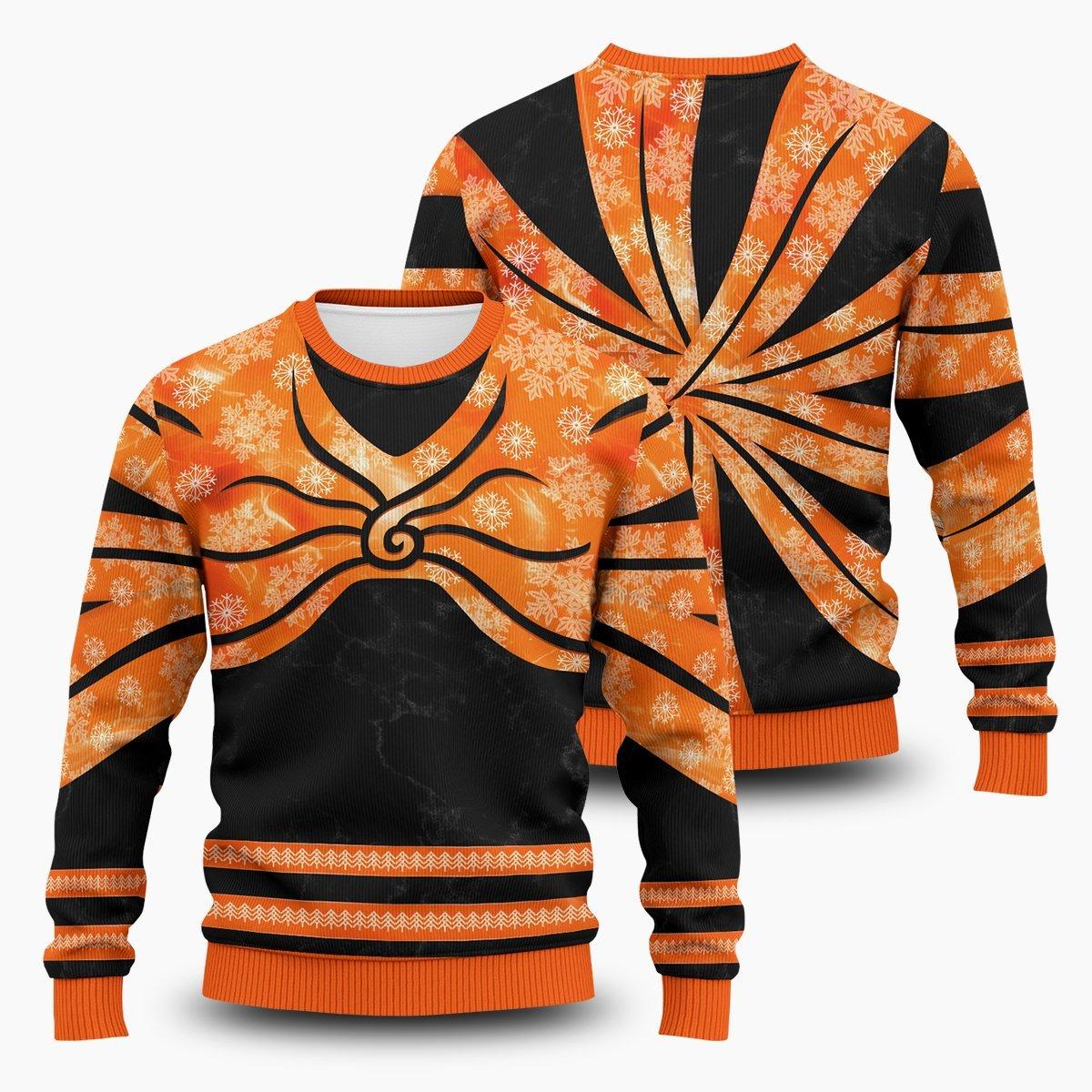 Baryon Mode Xmas Unisex Wool Sweater FDM0310 S Official Otaku Treat Merch