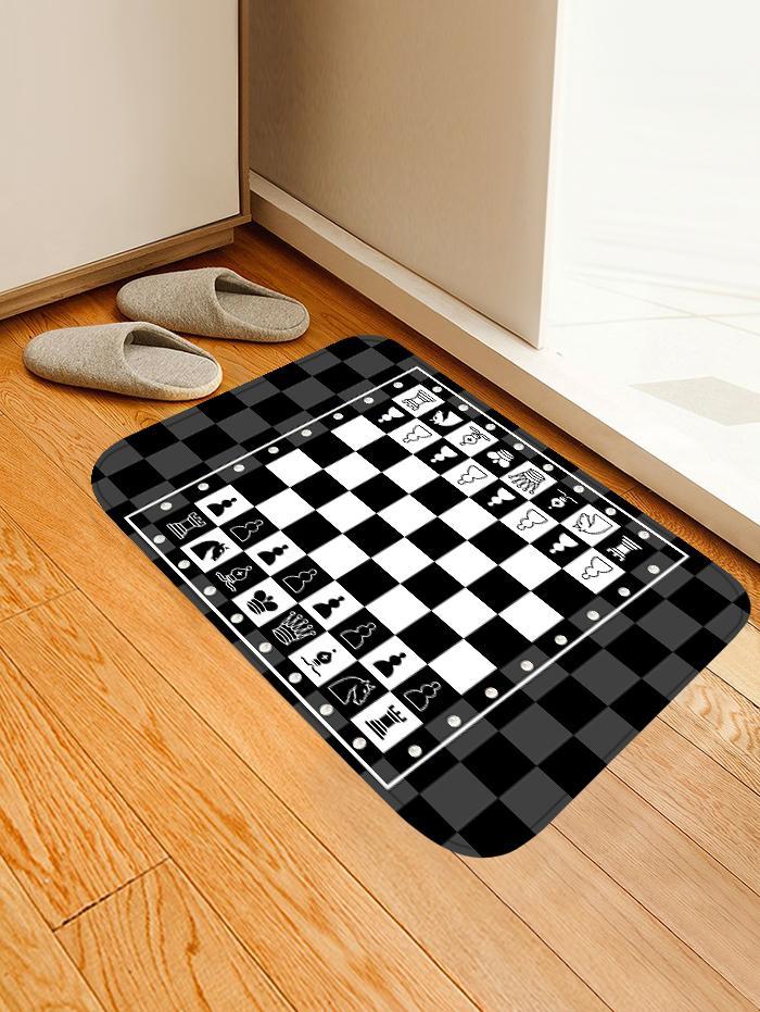 Chessboard Carpet/Rug Official Merch FDM3009 S Official Otaku Treat Merch