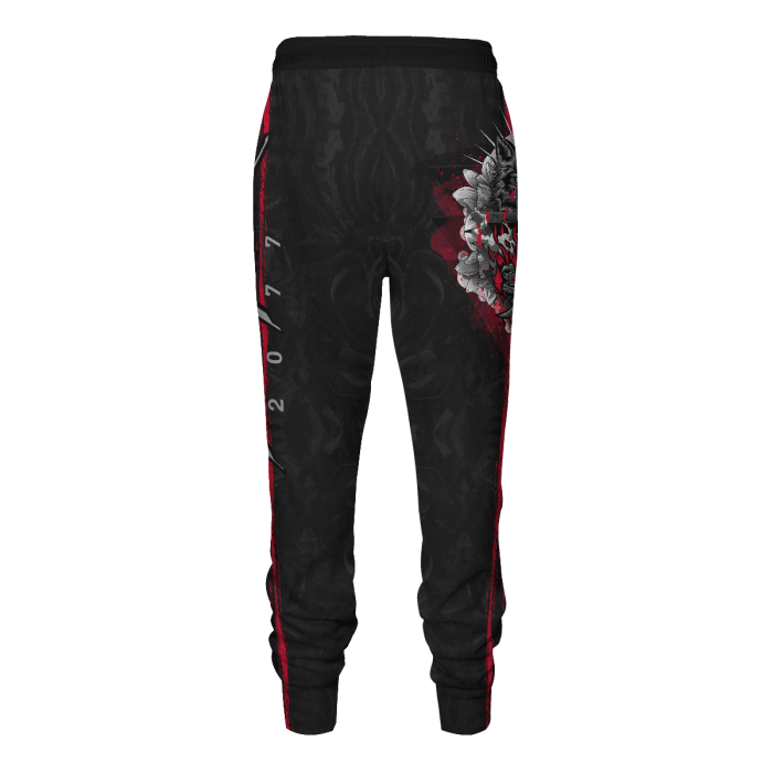 cyber samurai jogger pants 766419 - Otaku Treat