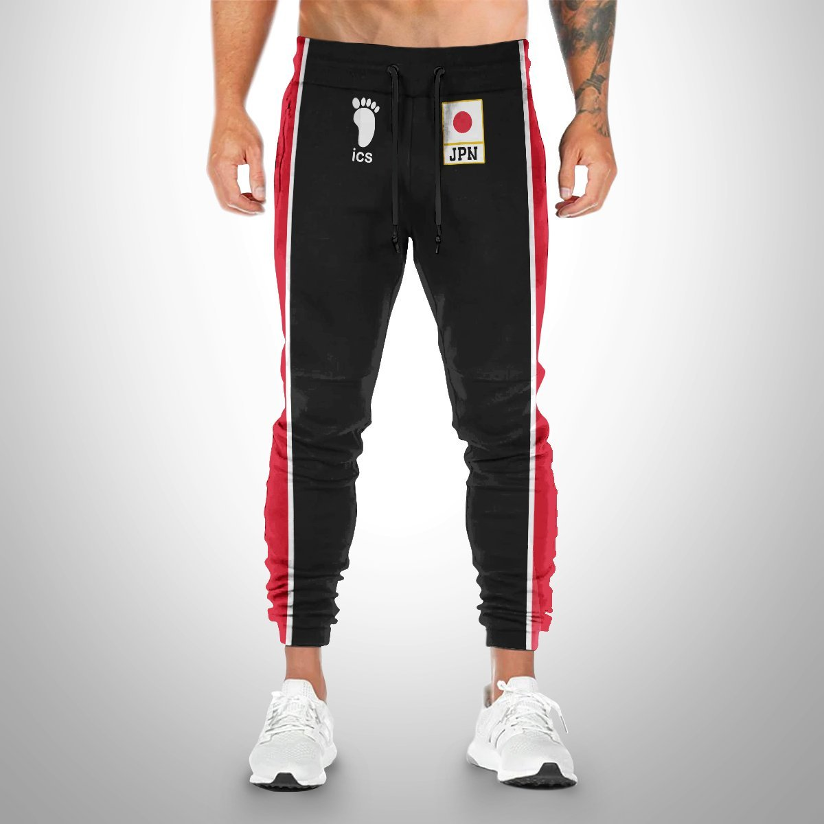 haikyuu national team libero jogger pants 709315 - Otaku Treat