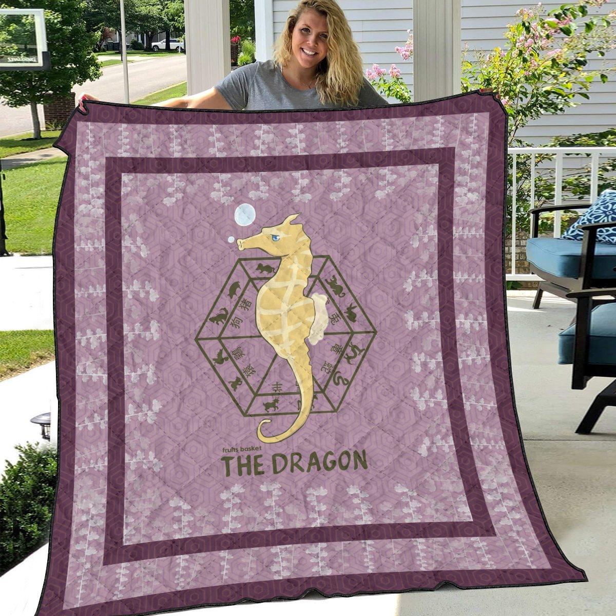 hatori the dragon quilt blanket 363047 - Otaku Treat