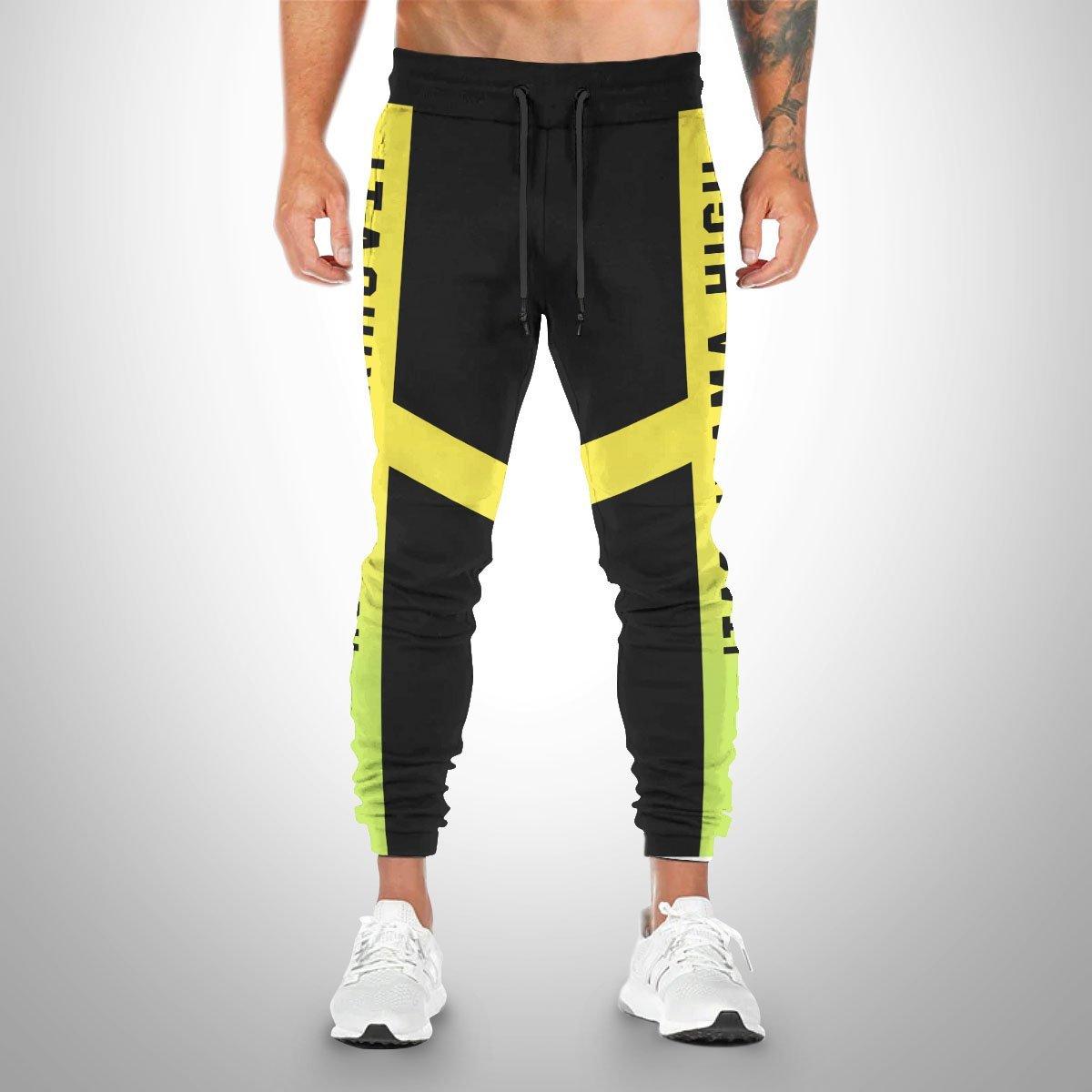 itachiyama libero jogger pants 207204 - Otaku Treat