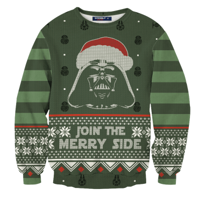 Join The Merry Side Unisex Wool Sweater FDM0310 S Official Otaku Treat Merch