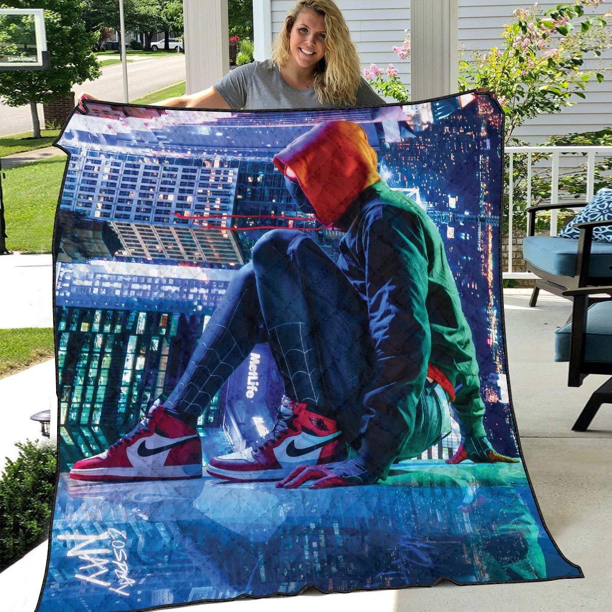 leap of faith signed quilt blanket 193858 - Otaku Treat