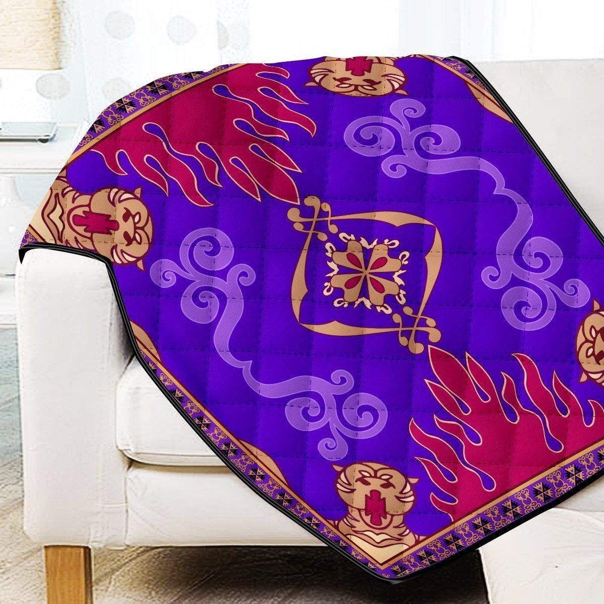 Magic Carpet Quilt Blanket Official Merch FDM3009 Twin Official Otaku Treat Merch